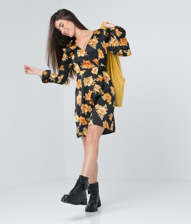 Dress Kegalle - Black