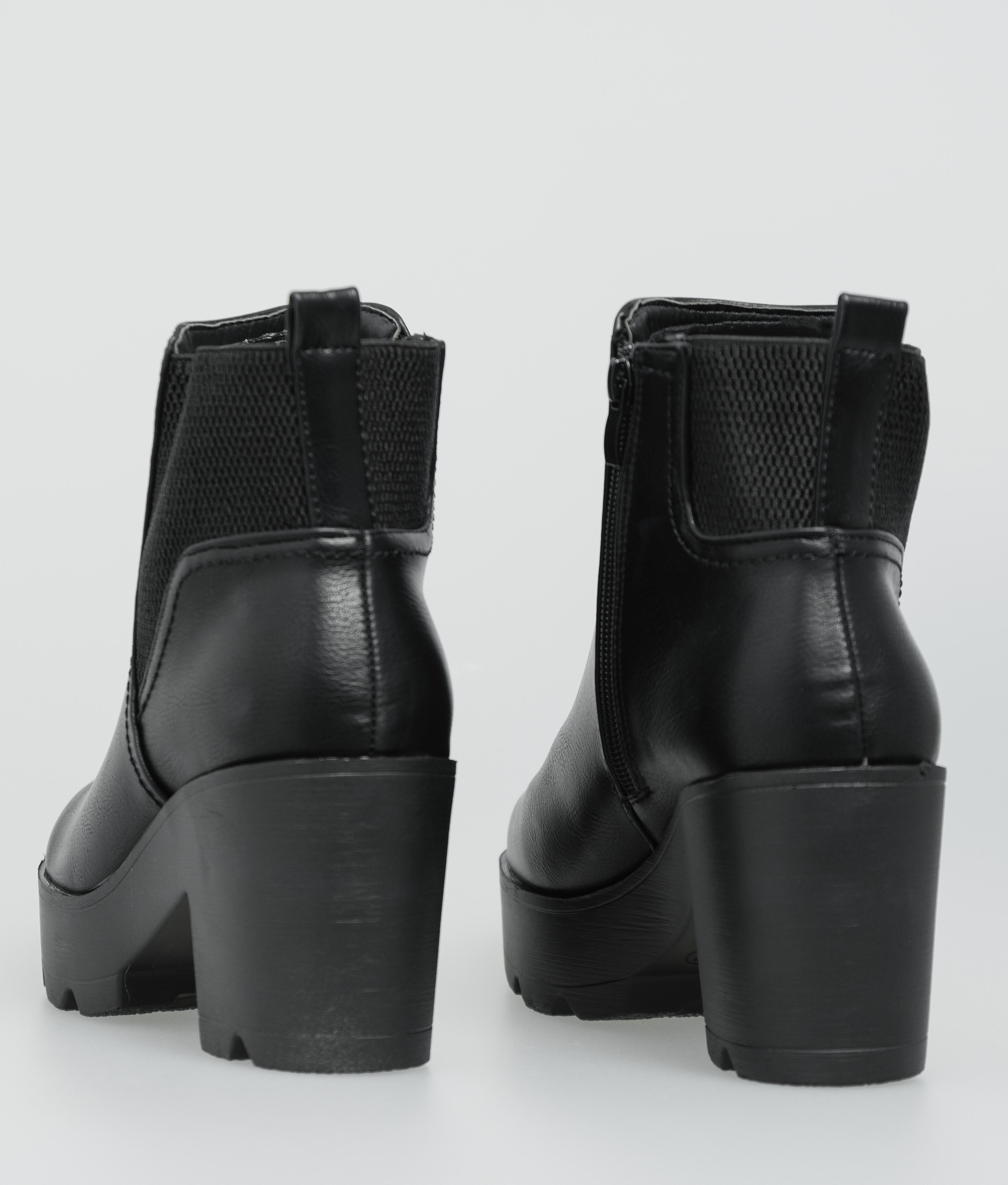 Low Boot Kimy - Black