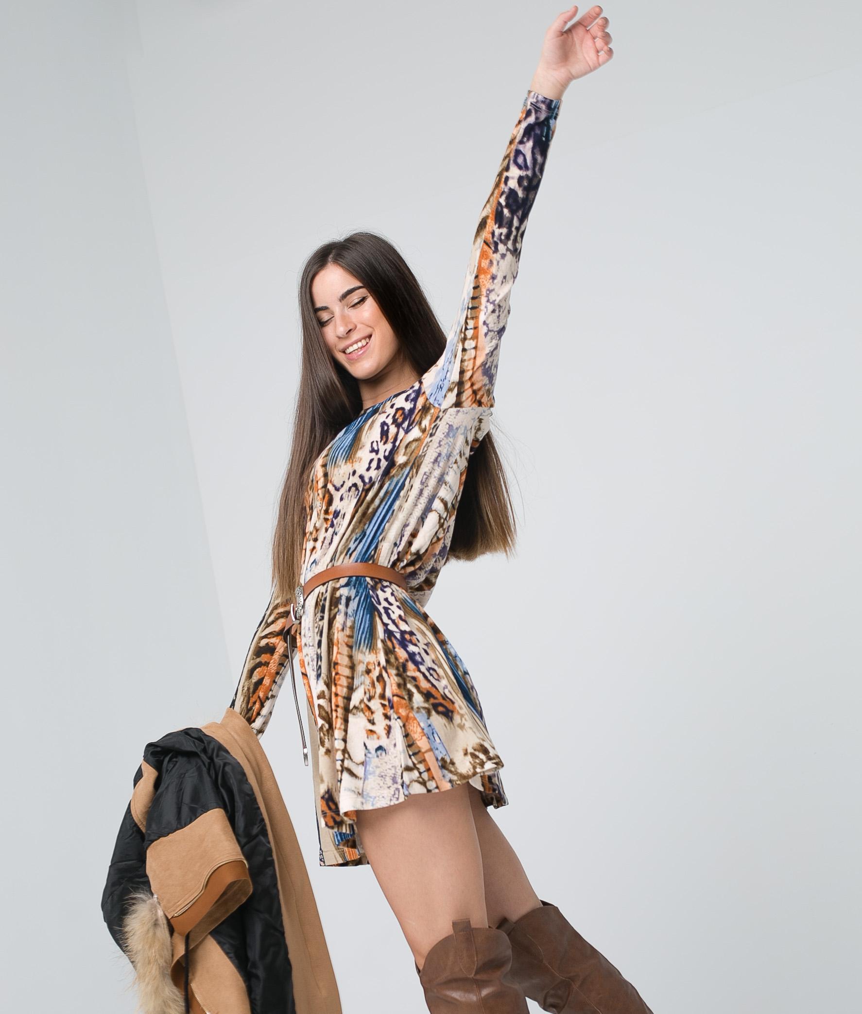 Dress Astola - Multicolor