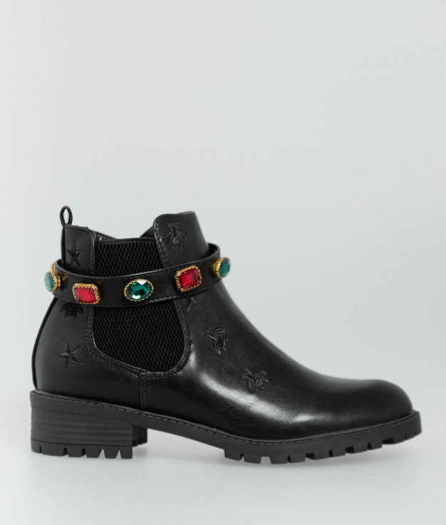 Boot Petite Elania - Noir