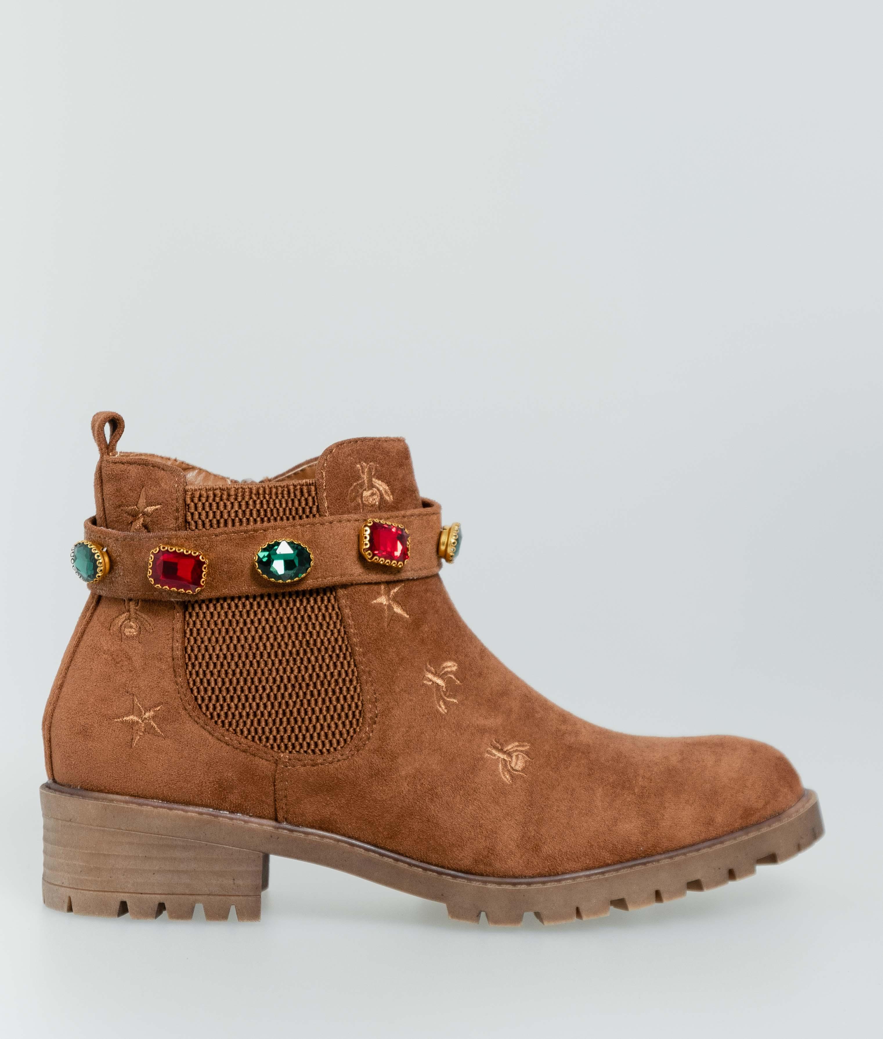 Boot Petite Elania - Chameau