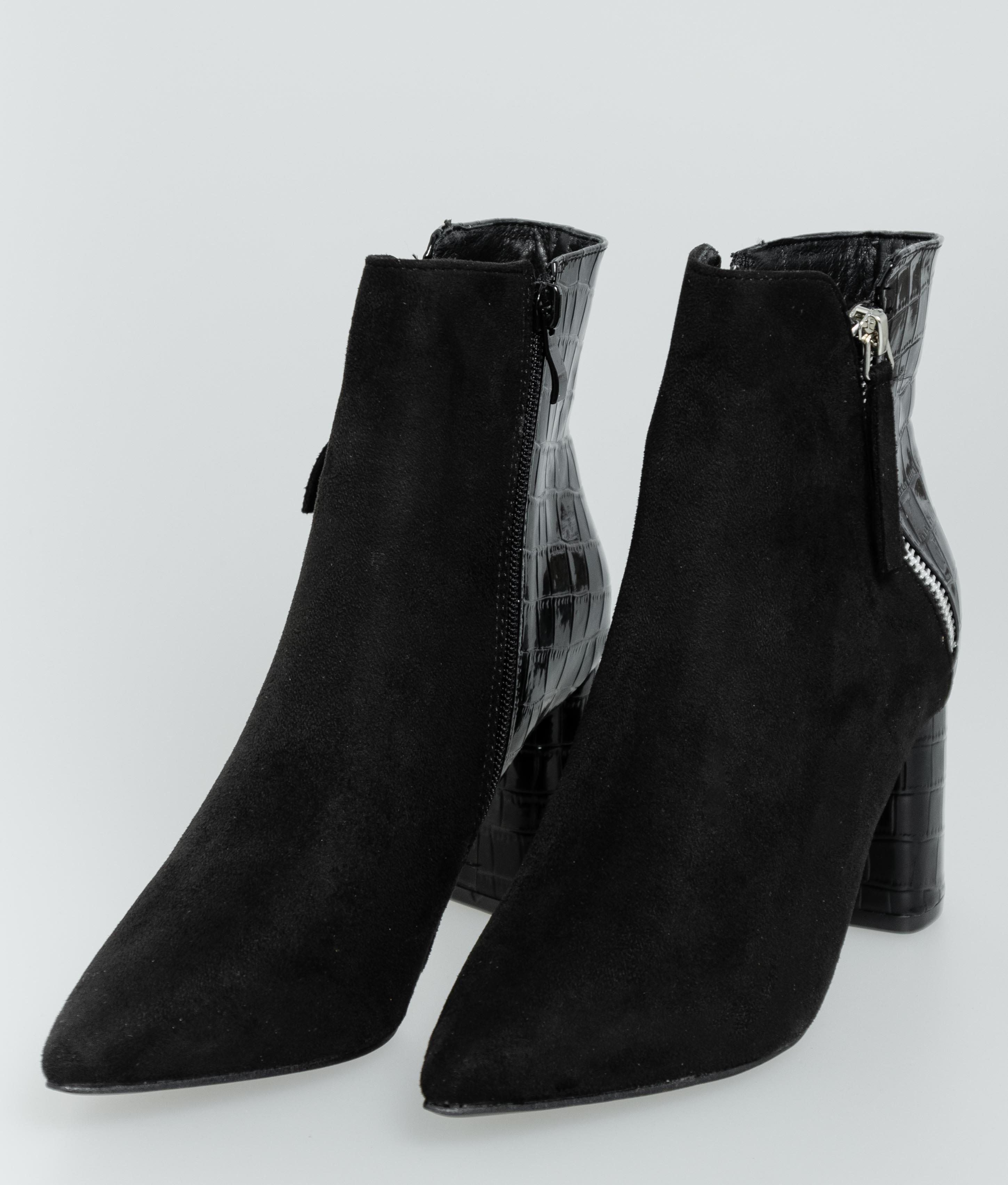 Low Boot Yera - Black