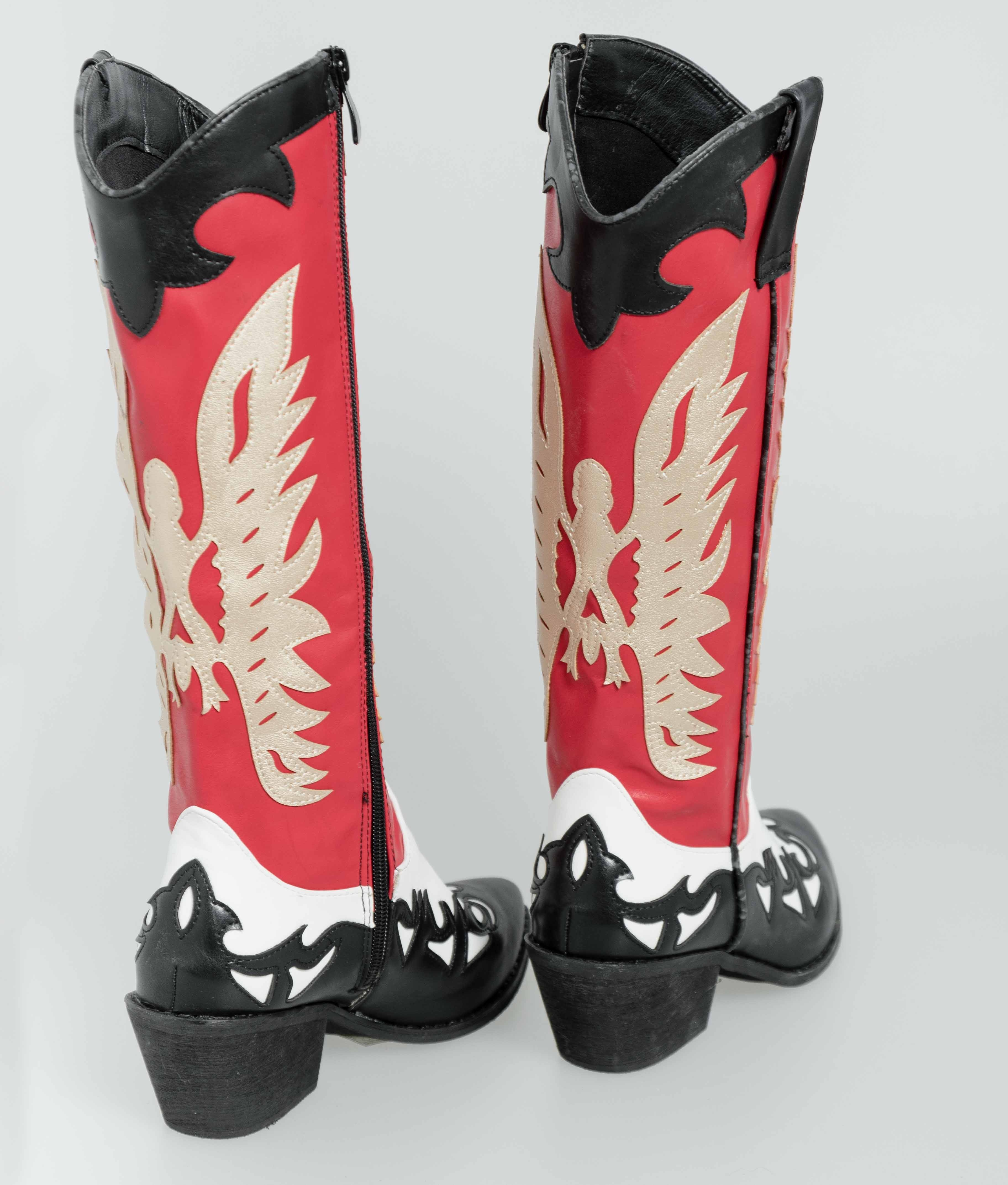 Knee-Lenght Boot Marlyn - Black