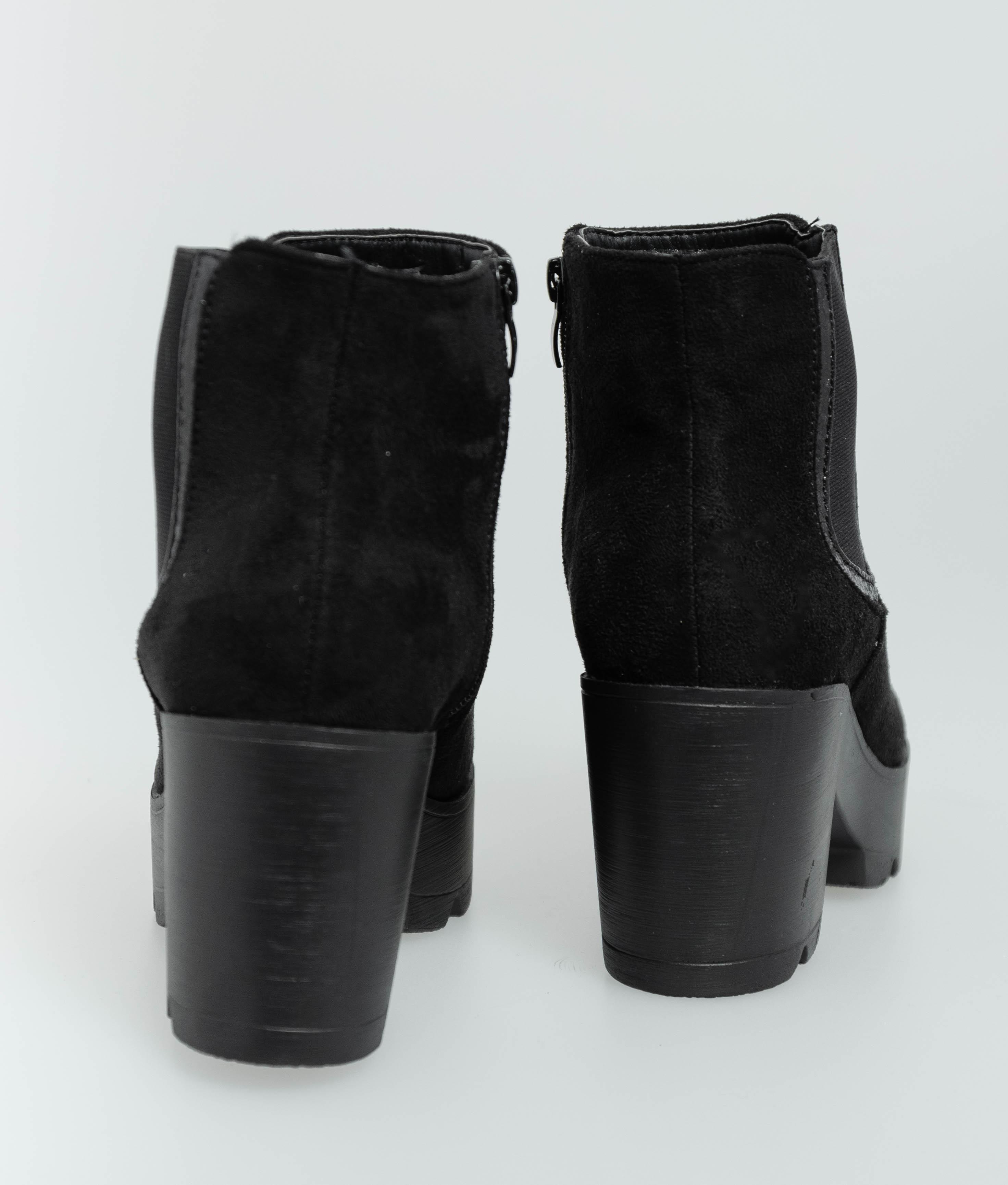 Boot Petite Cheva - Noir