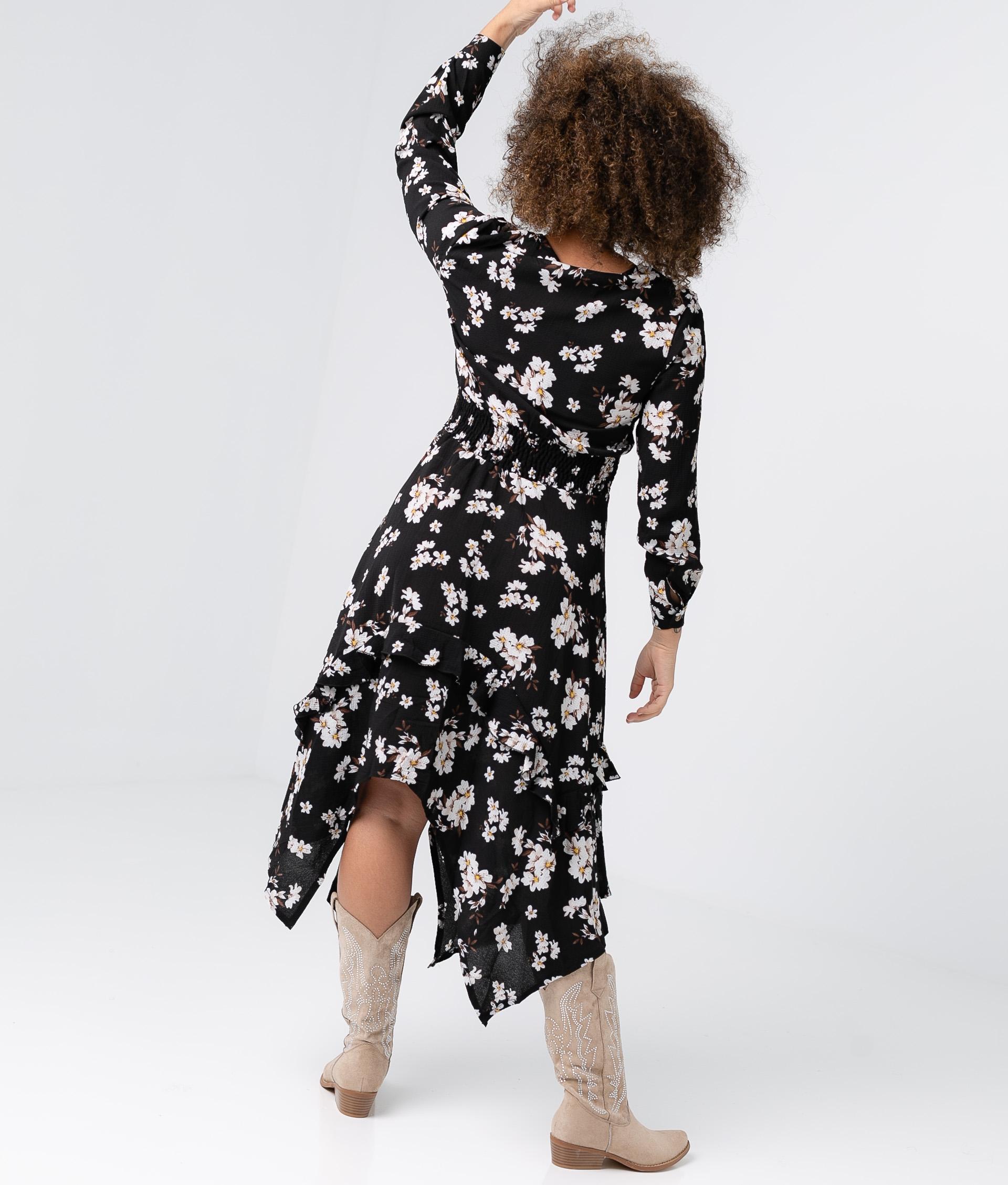 Vestido Penter - Preto