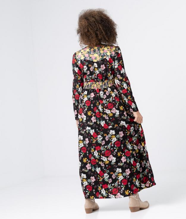 Vestido Riks - Preto