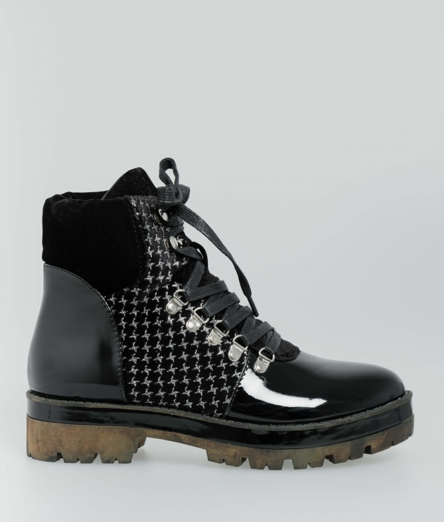 Boot Petite Campy - Noir