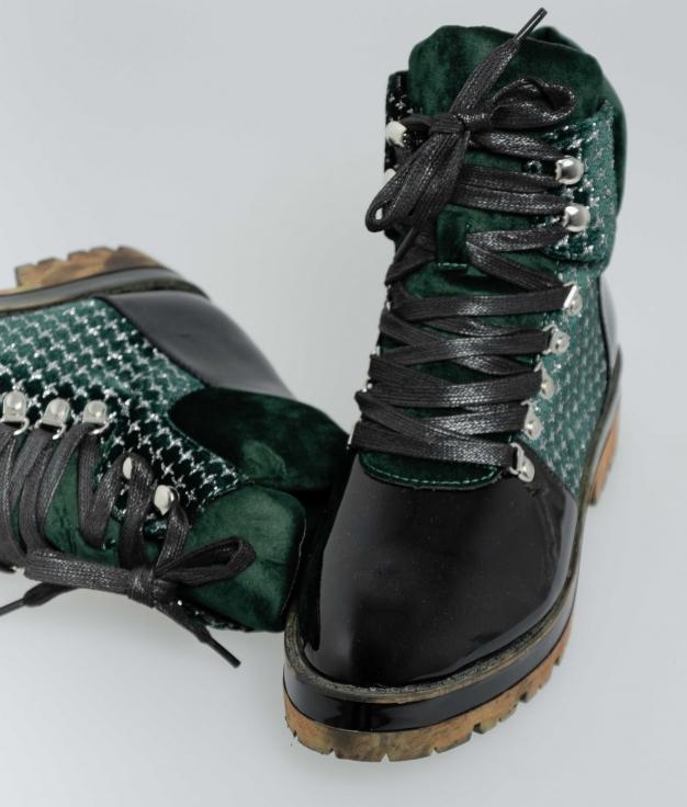 Boot Petite Campy - Verd