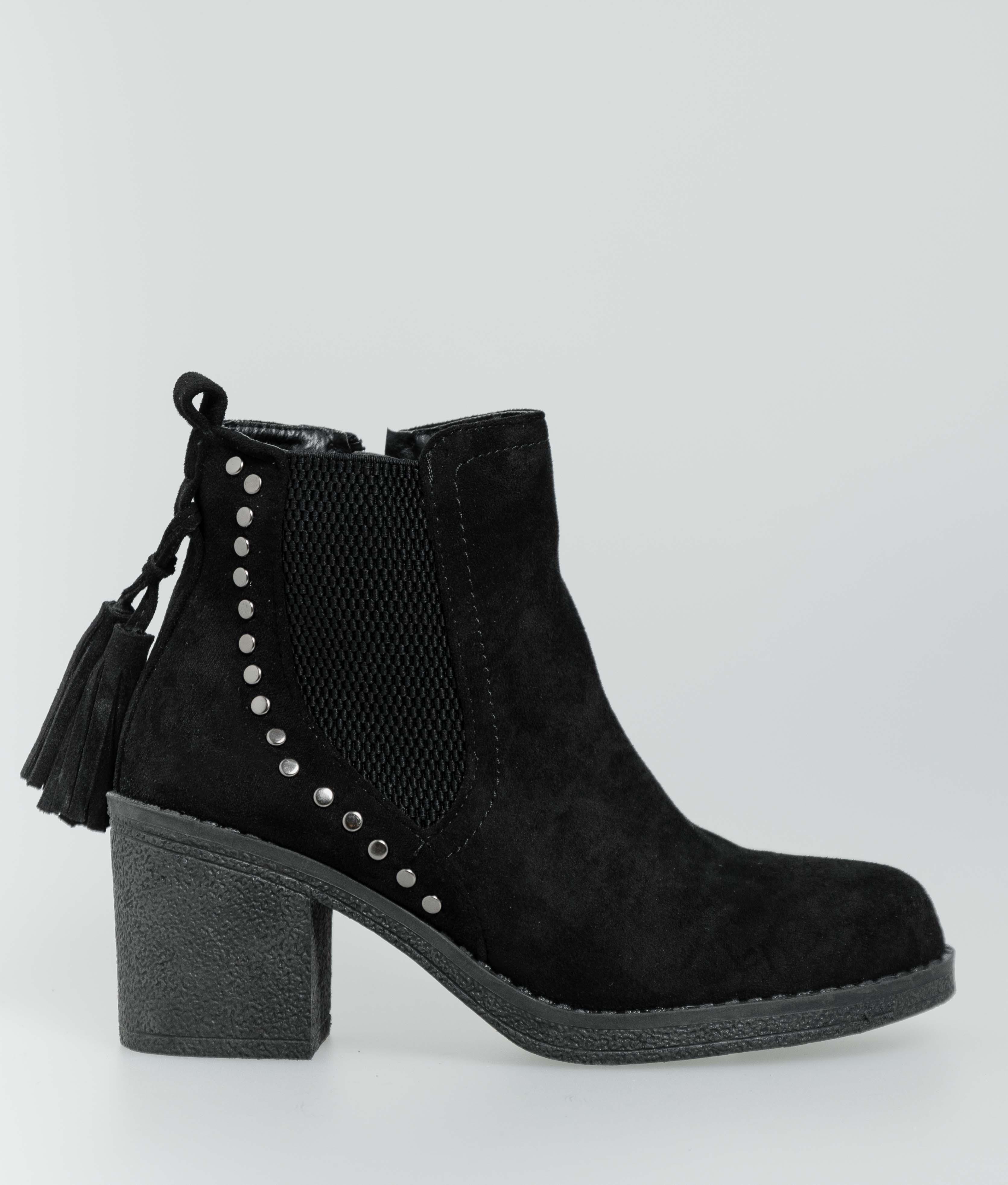 Boot Petite Paila - Noir