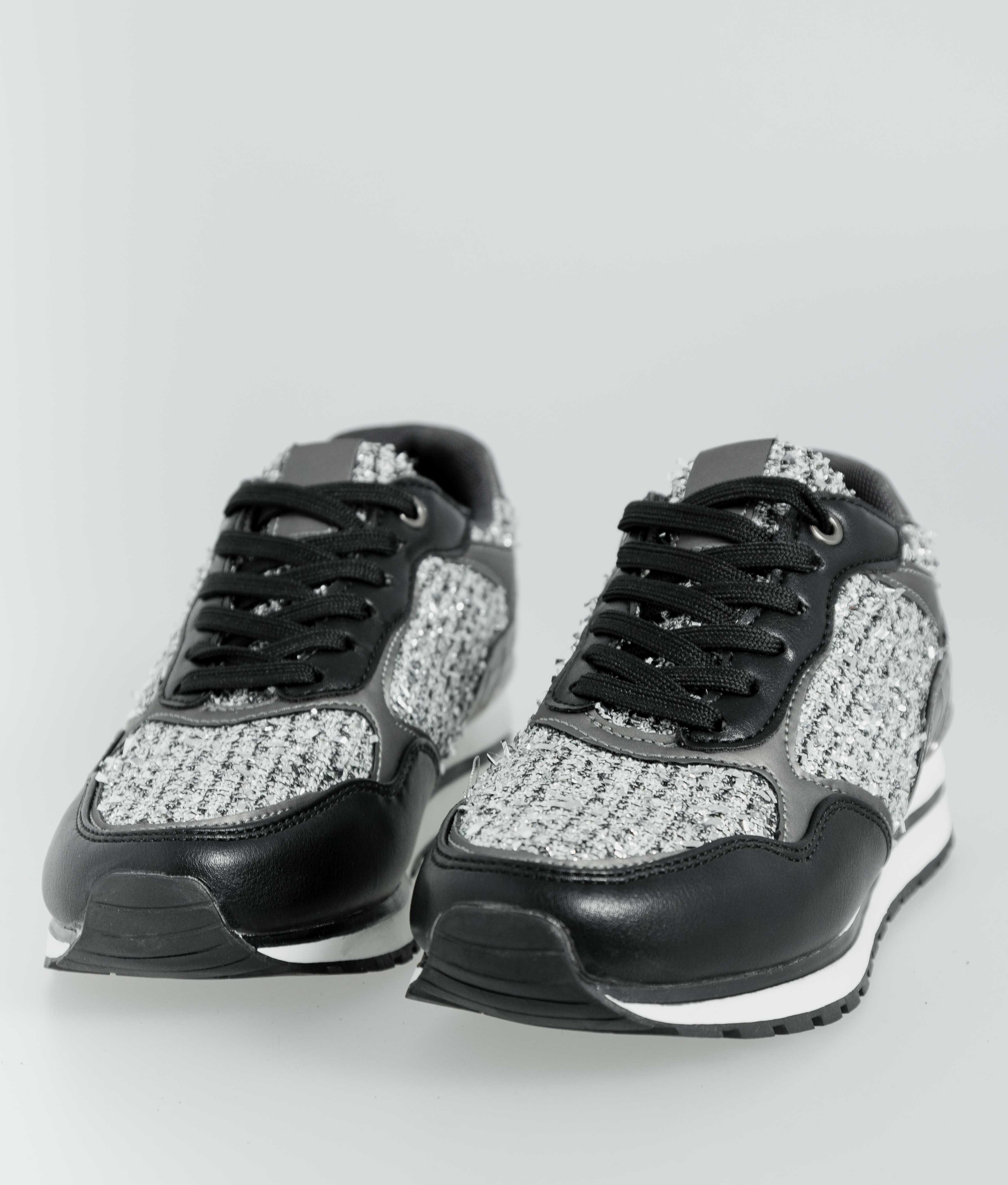 Sneakers Glam - Noir