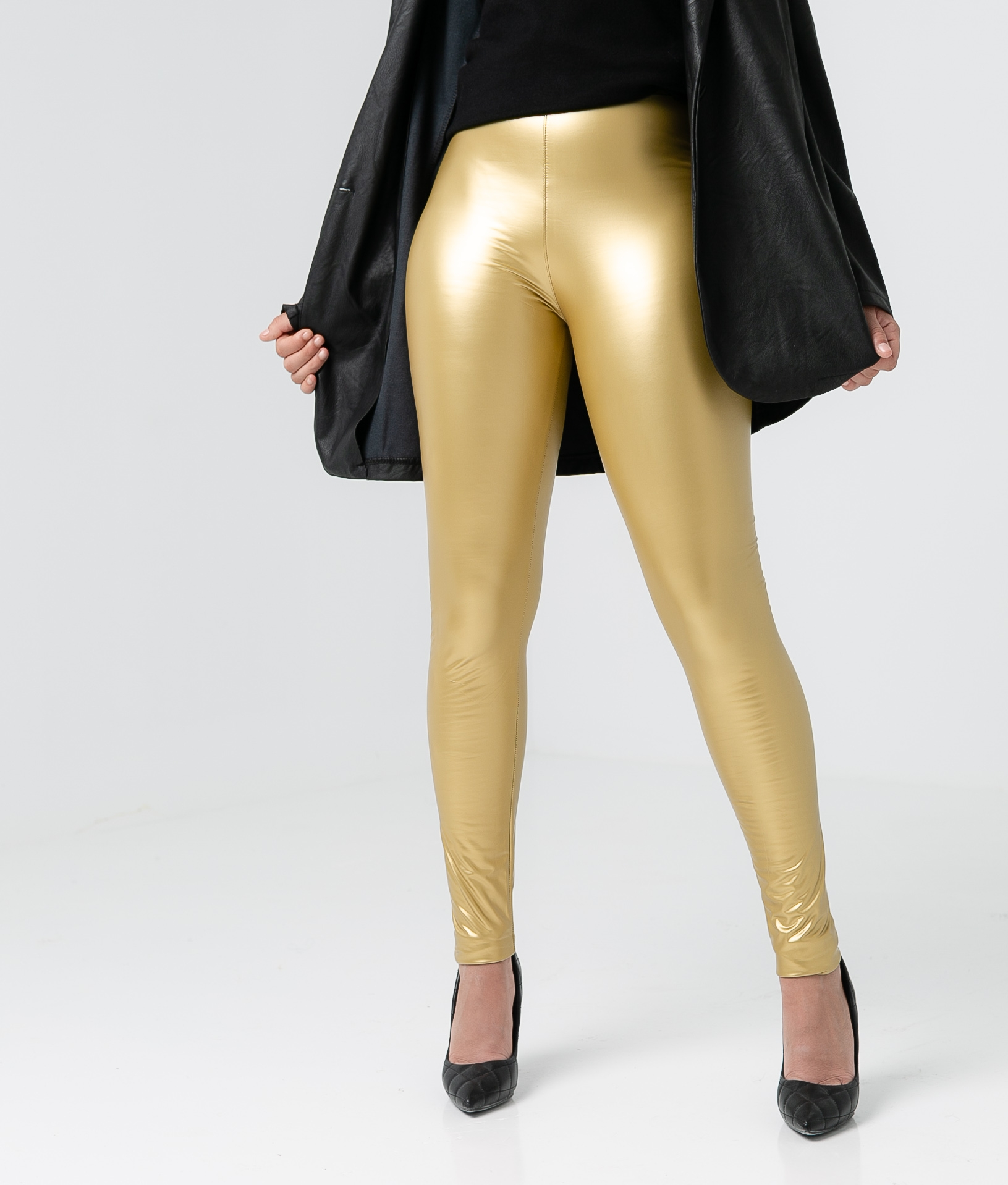 Leggins Quinpa - Gold