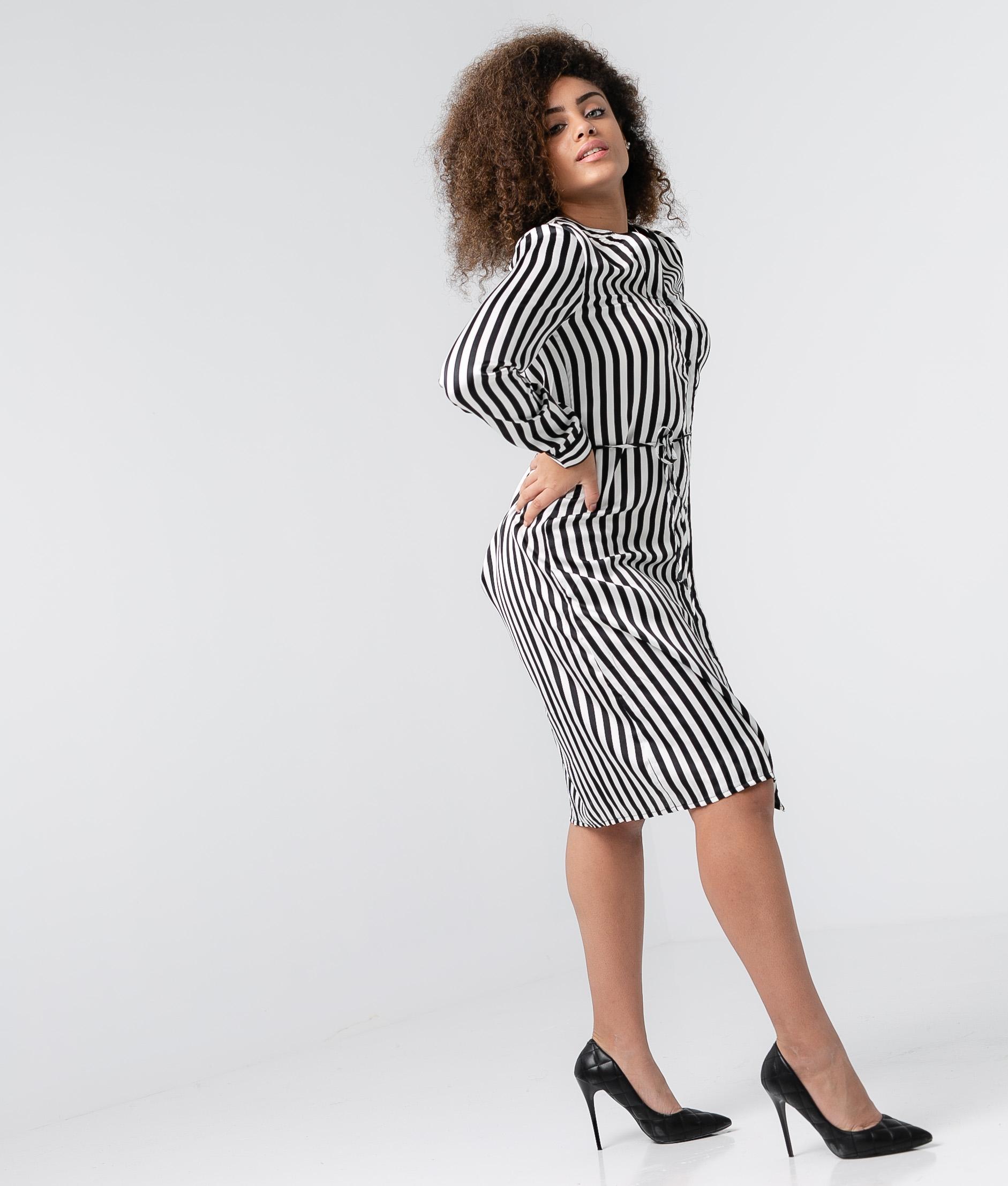 Vestido Parker - Preto