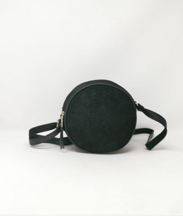 CROSSBODY FAMA - BLACK