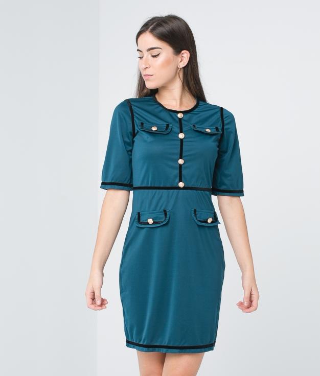 Dress Brito - Green