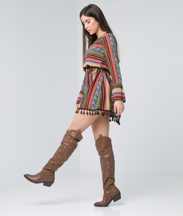 Dress Plein - Multicolor