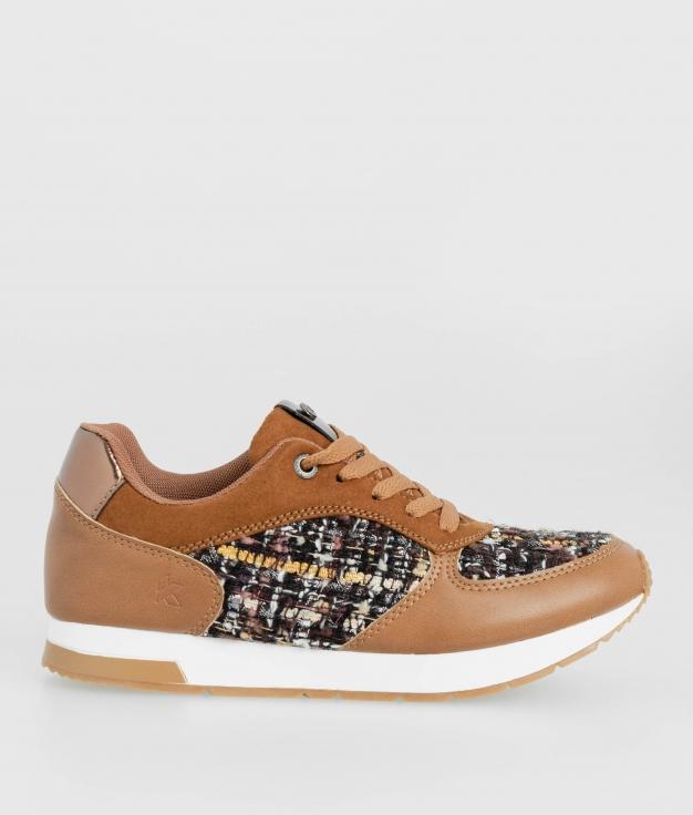 Sneakers Tubi - Cammello