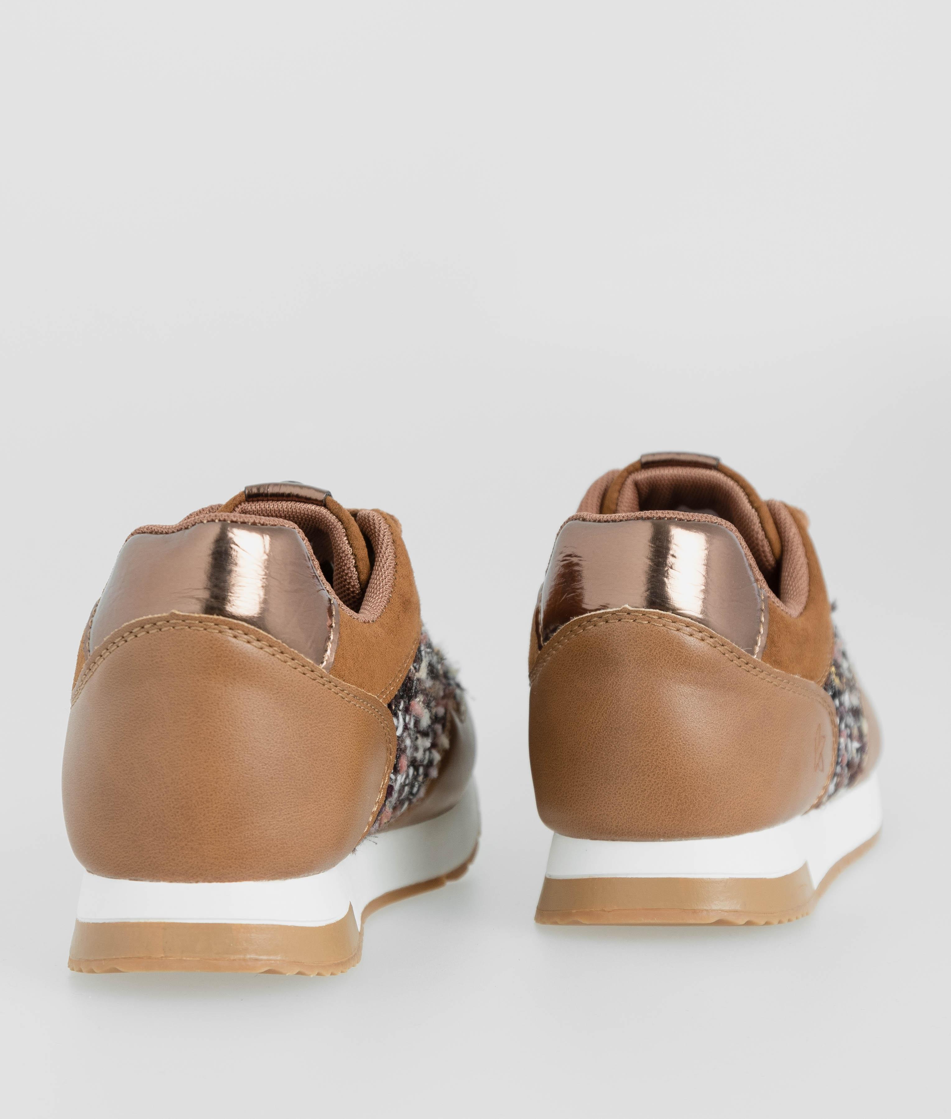 Sneakers Tubi - Chameau