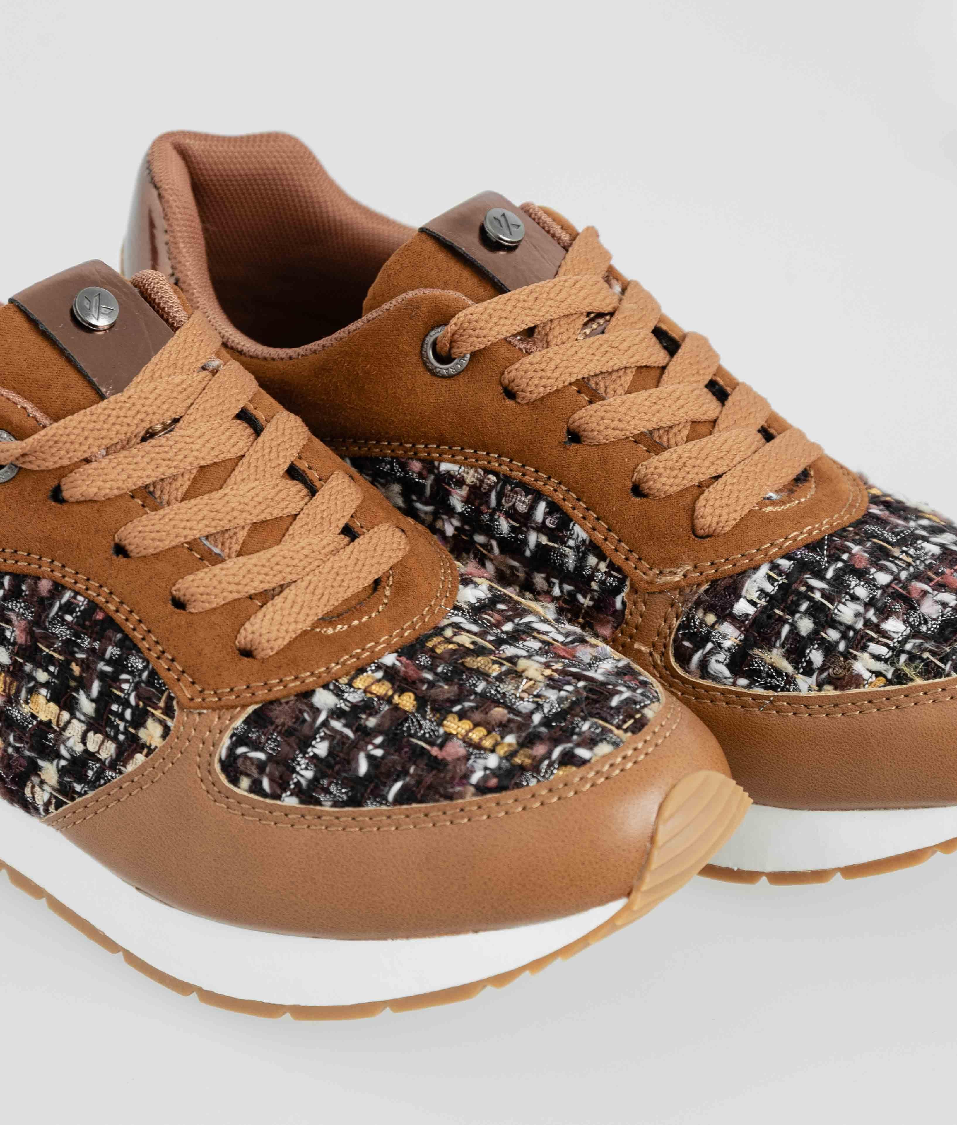 Sneakers Tubi - Camel