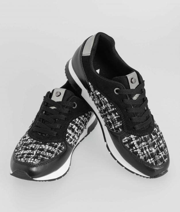 Sneakers Tubi - Nero