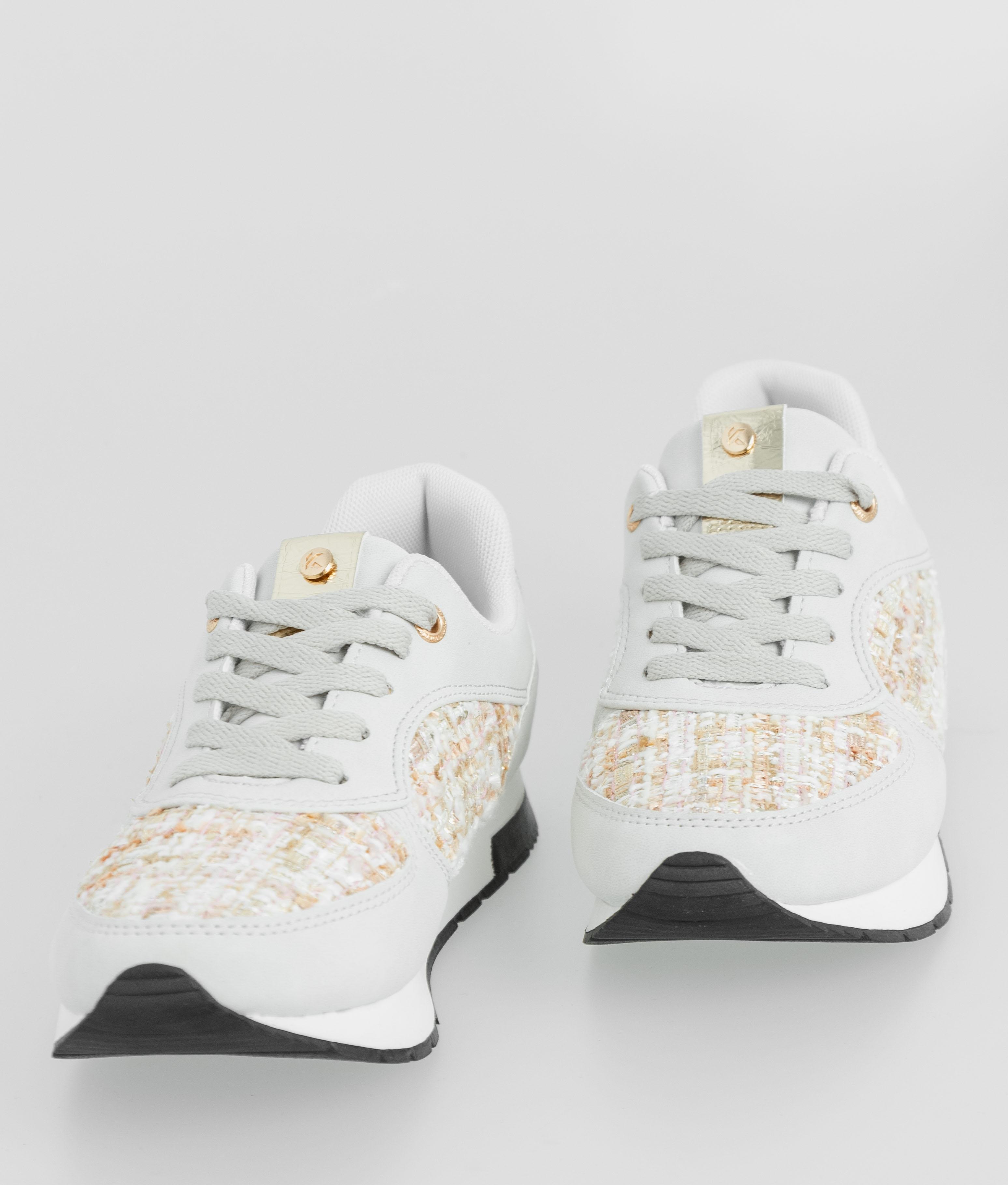 Sneakers Tubi - Grigio