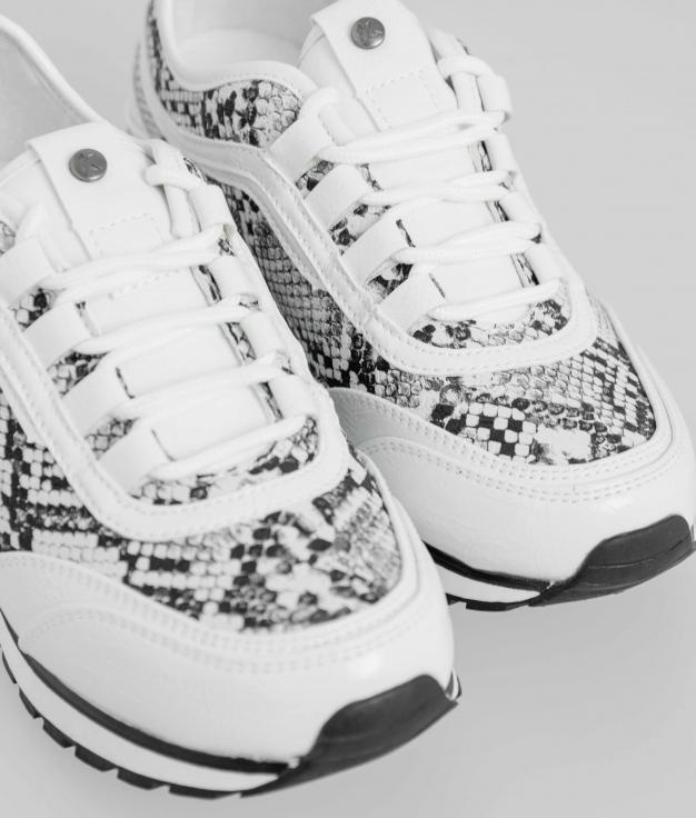 Sneakers Dandi - Serpente