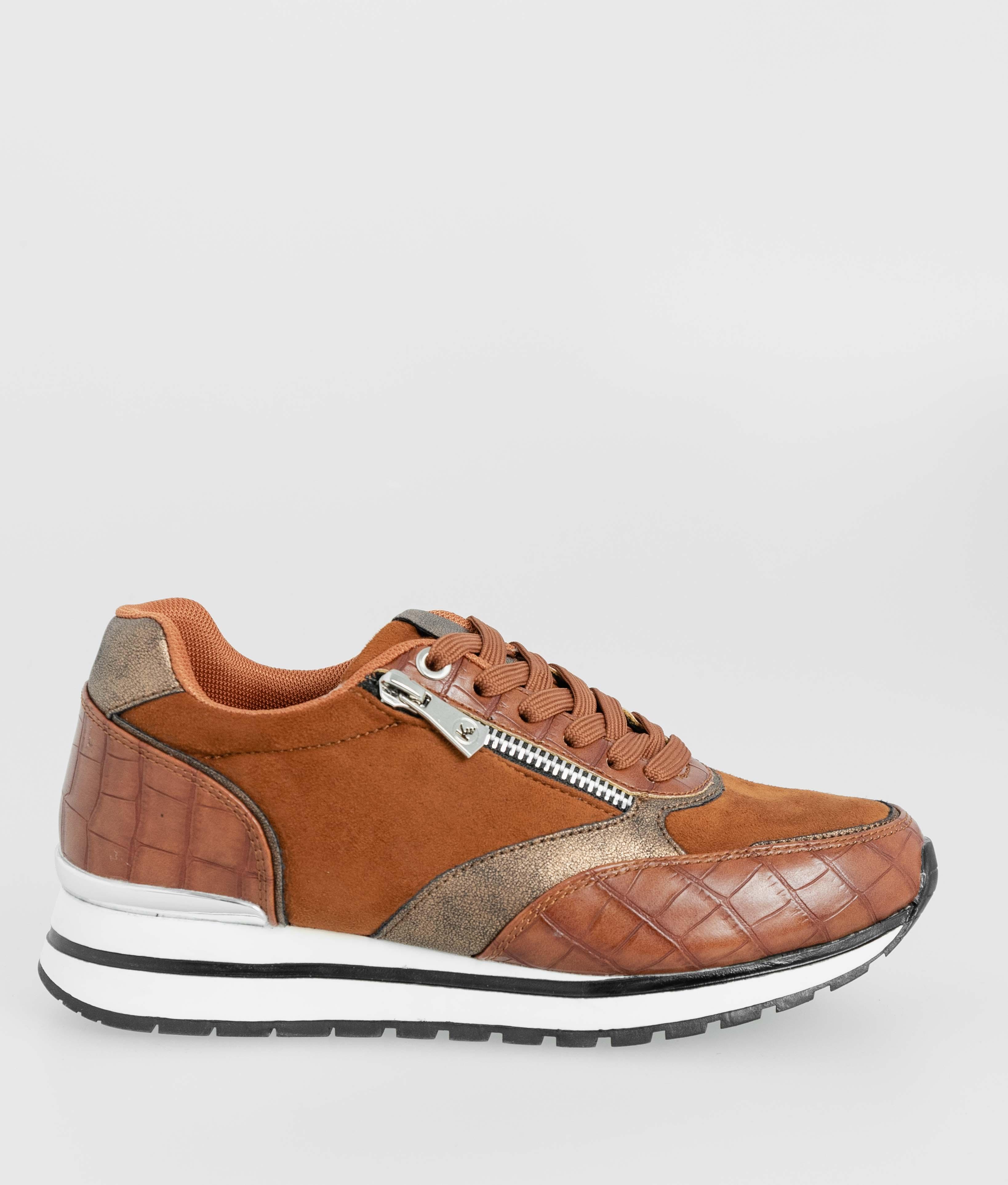 Sneakers Amel - Cammello