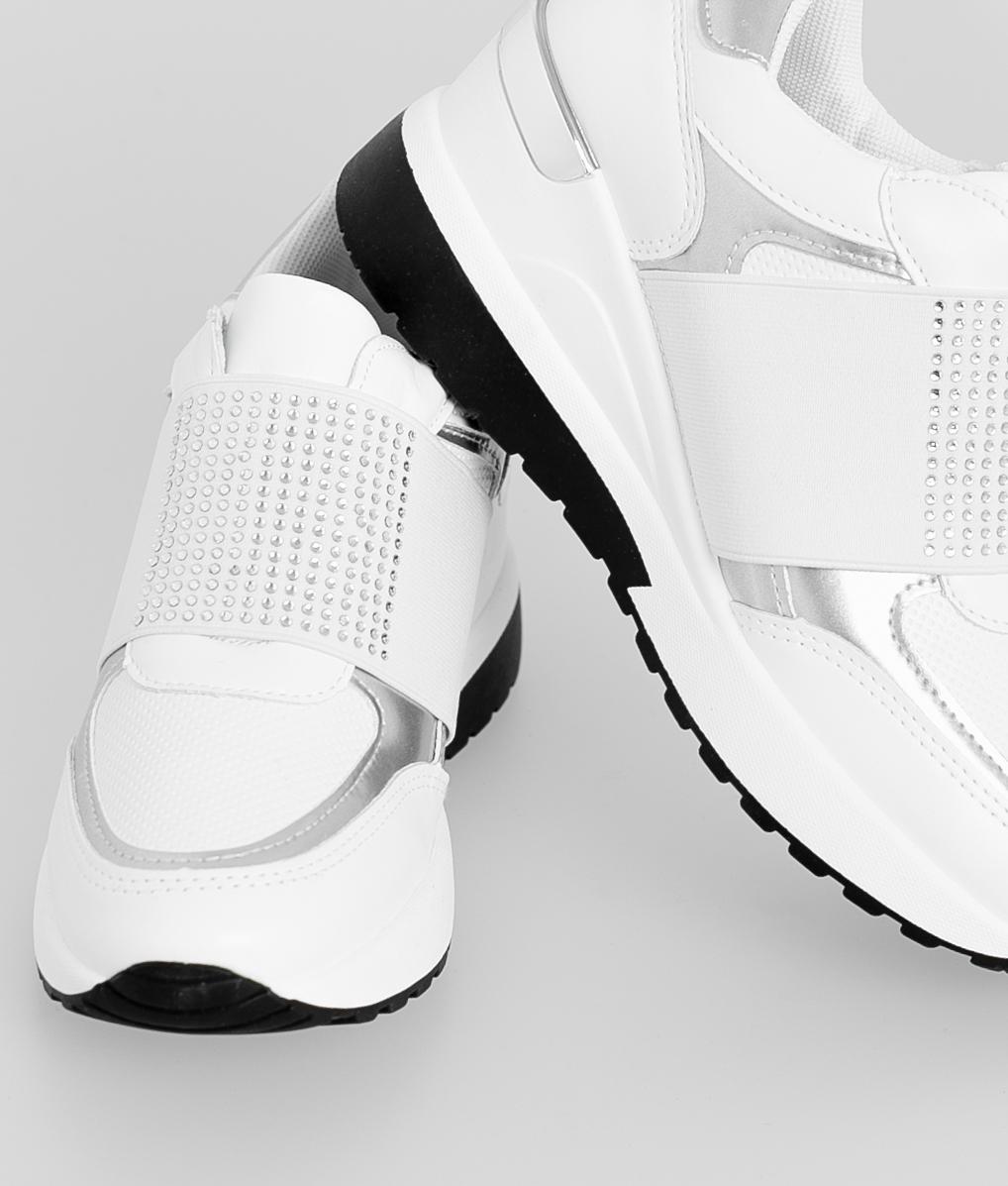 Sneakers Printa - White