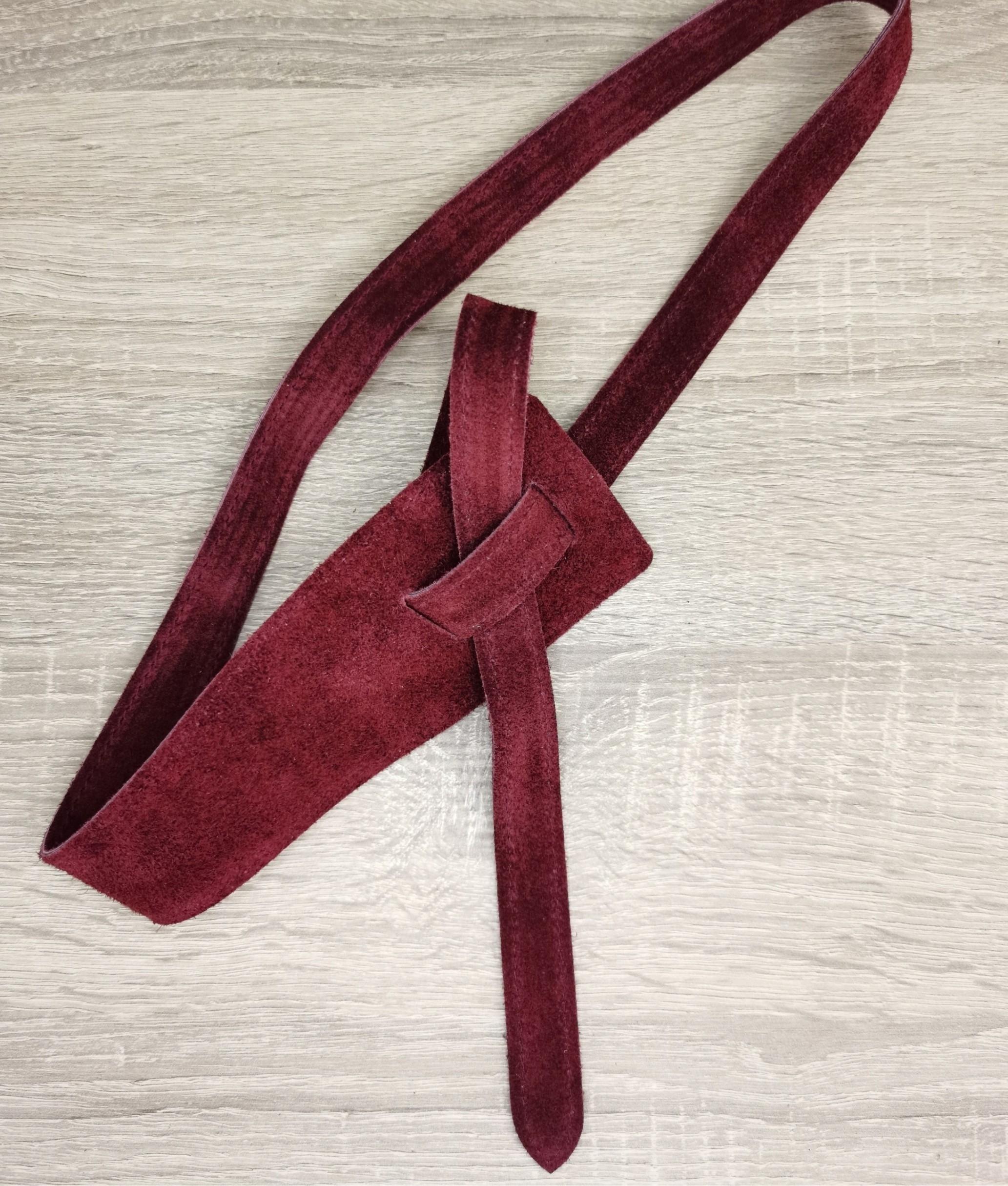 Cinturón piel Shayla - cuero