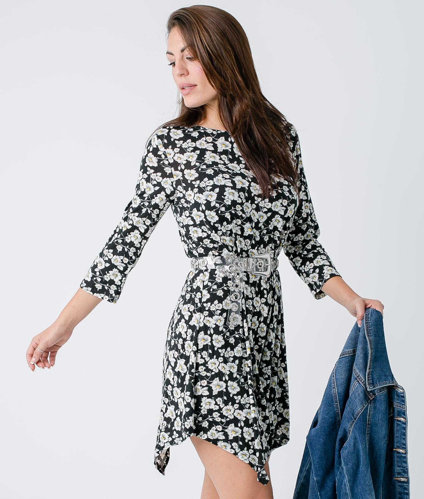 Dress Calena - White