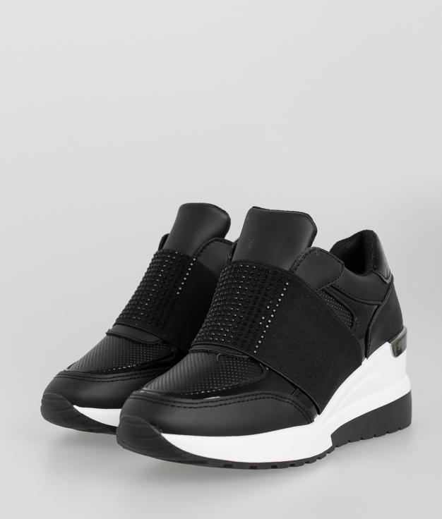 Sneakers Printa - Black