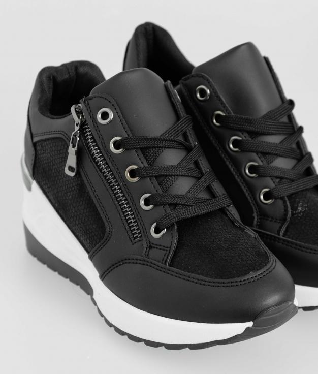 Sneakers Braila - Nero
