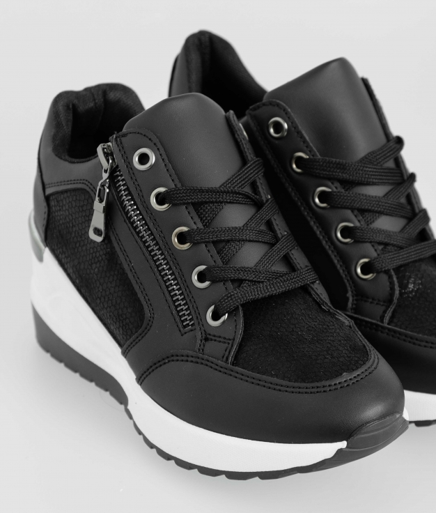 Sneakers Braila - Preto