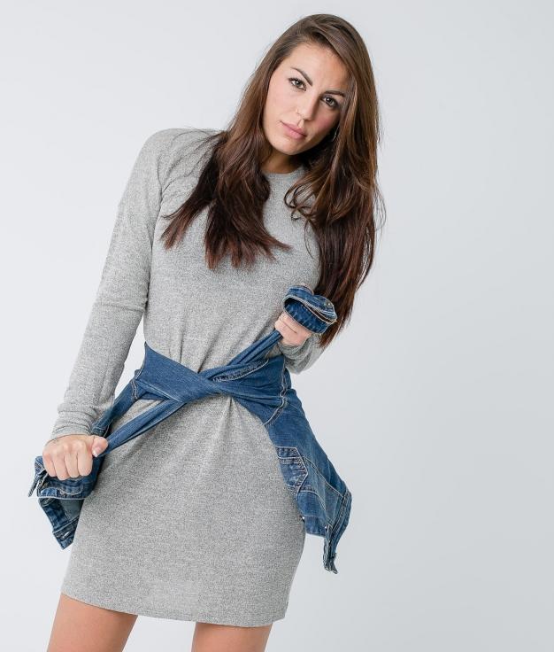 Dress Virgo - Brown