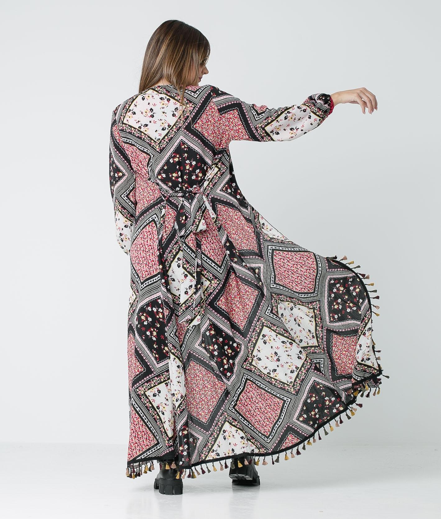 Kimono Riode - Black
