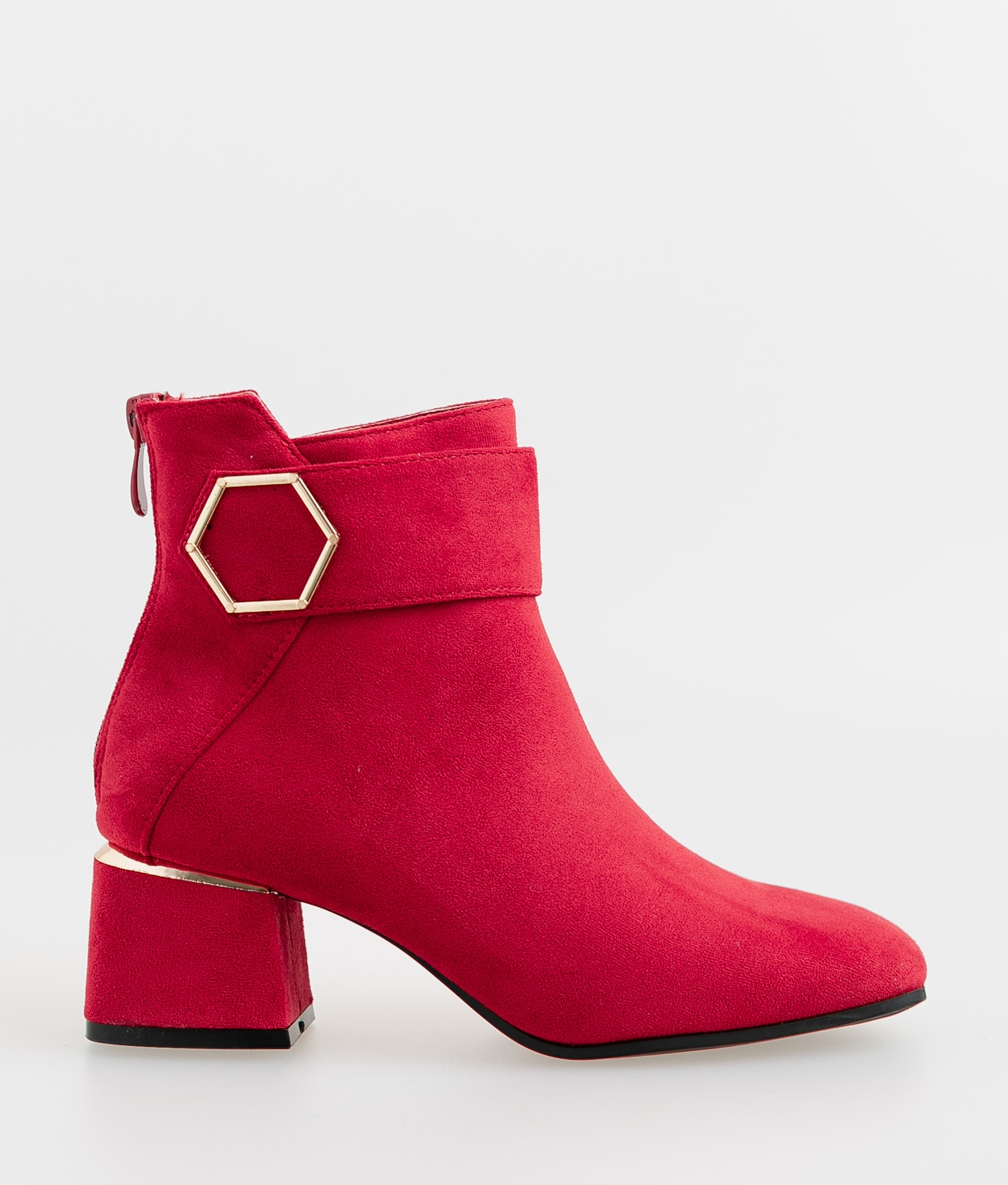Low Boot Morgan - Red