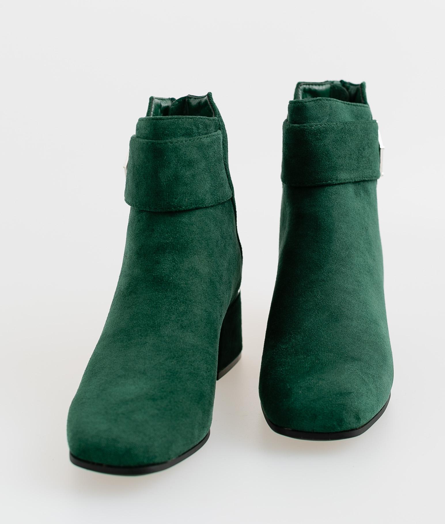 Low Boot Morgan - Green