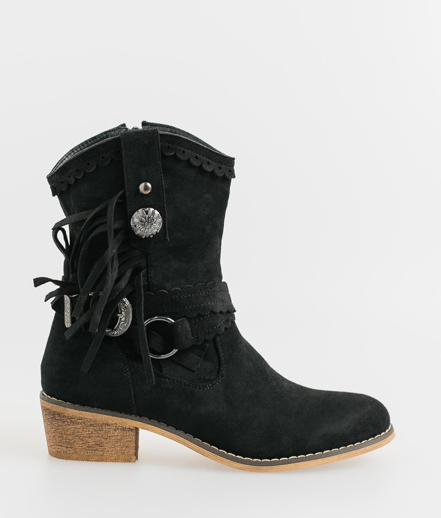 Boot Petite Luan - Noir