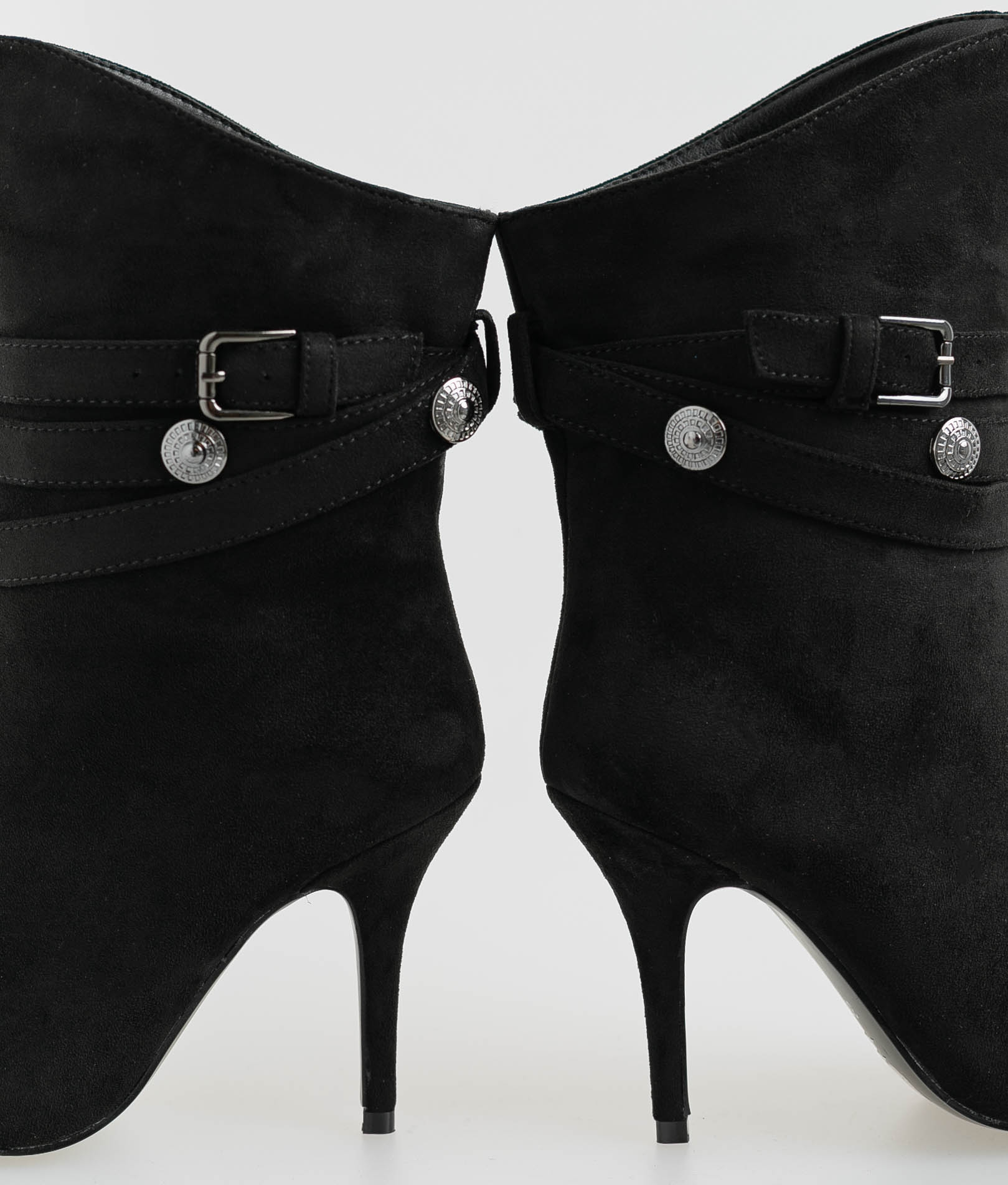 Low Boot Clovely - BLack