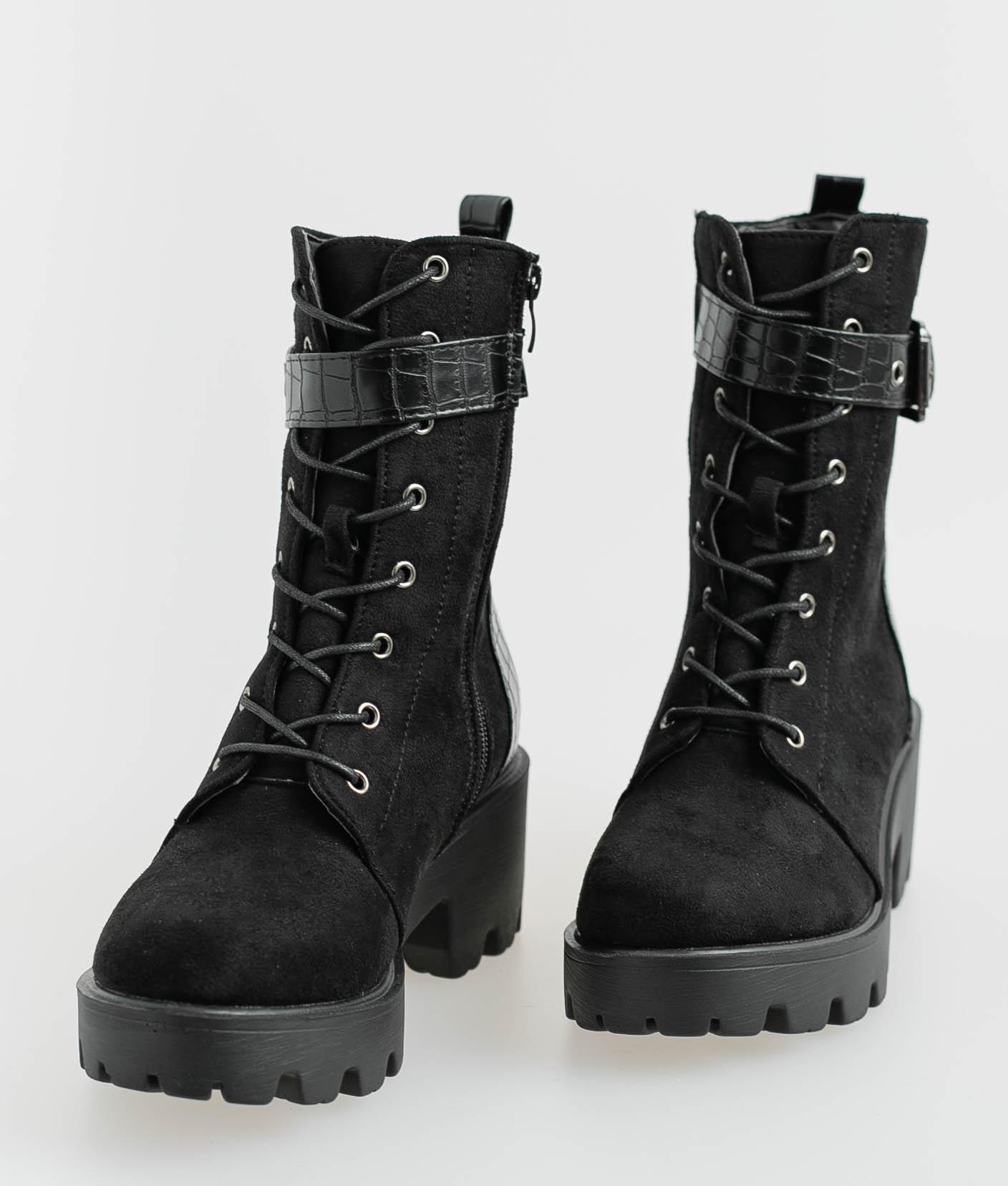 Low Boot Bilbury - Black