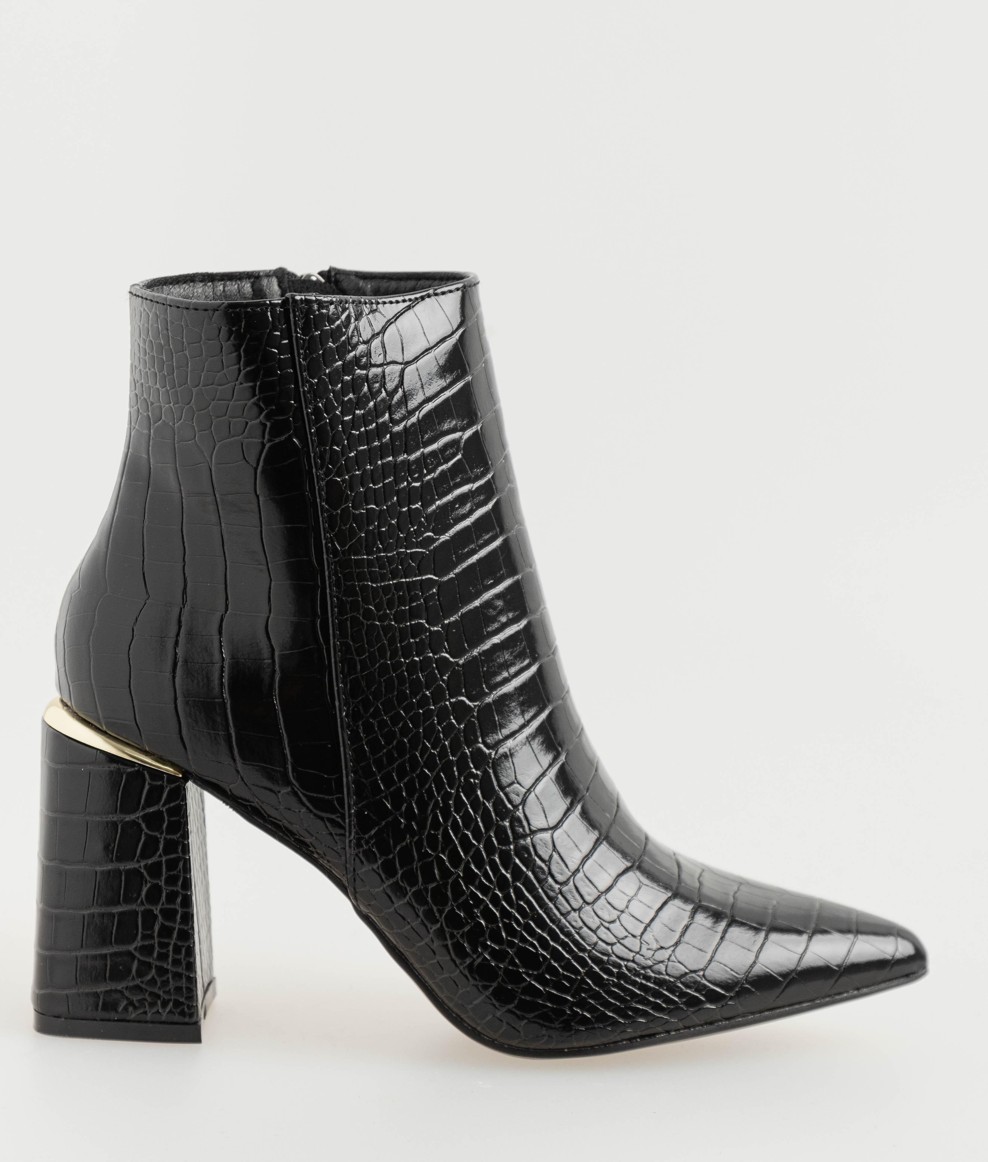 Lita Low Boot - Black