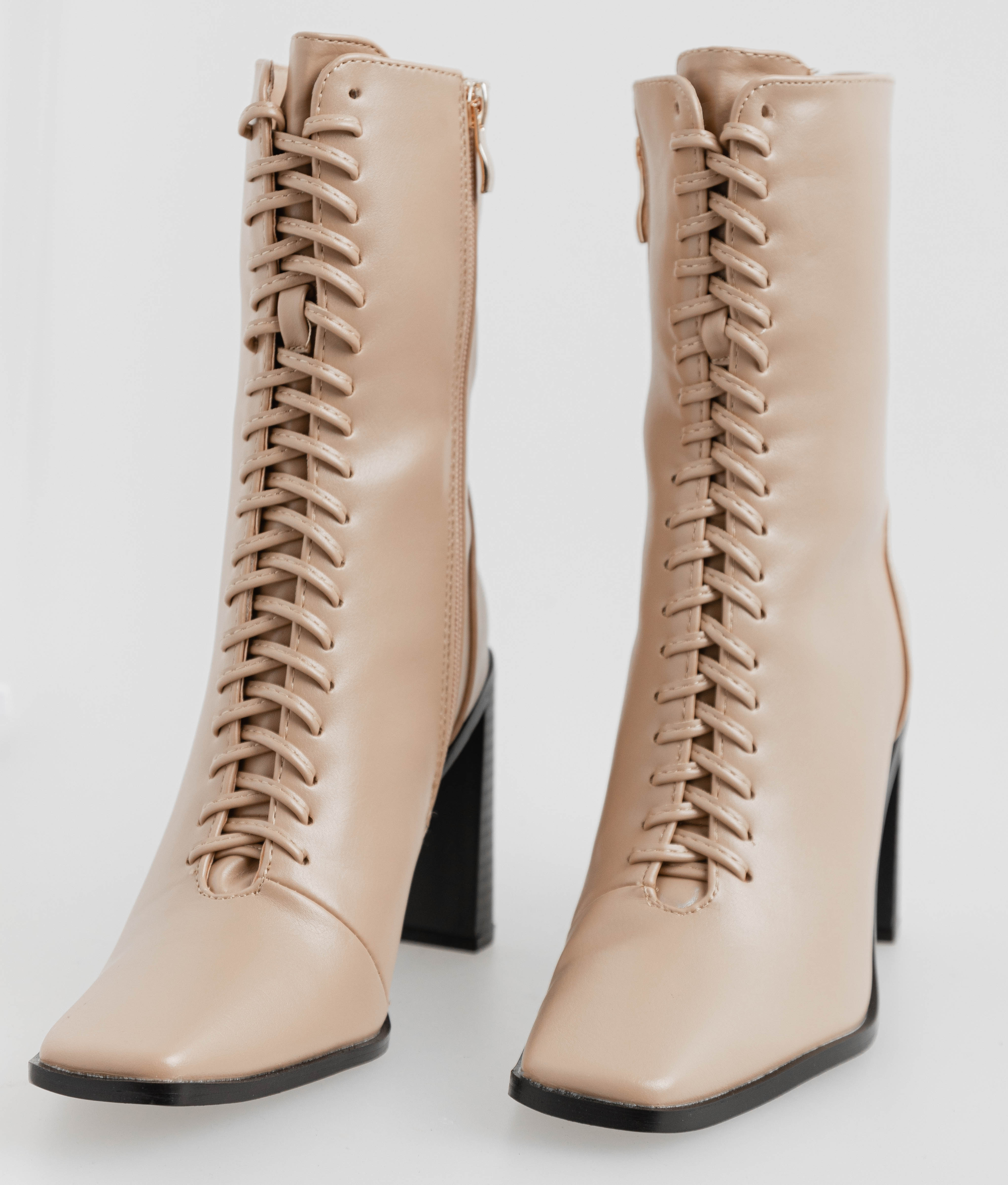 Low Boot Mariena - Apricot