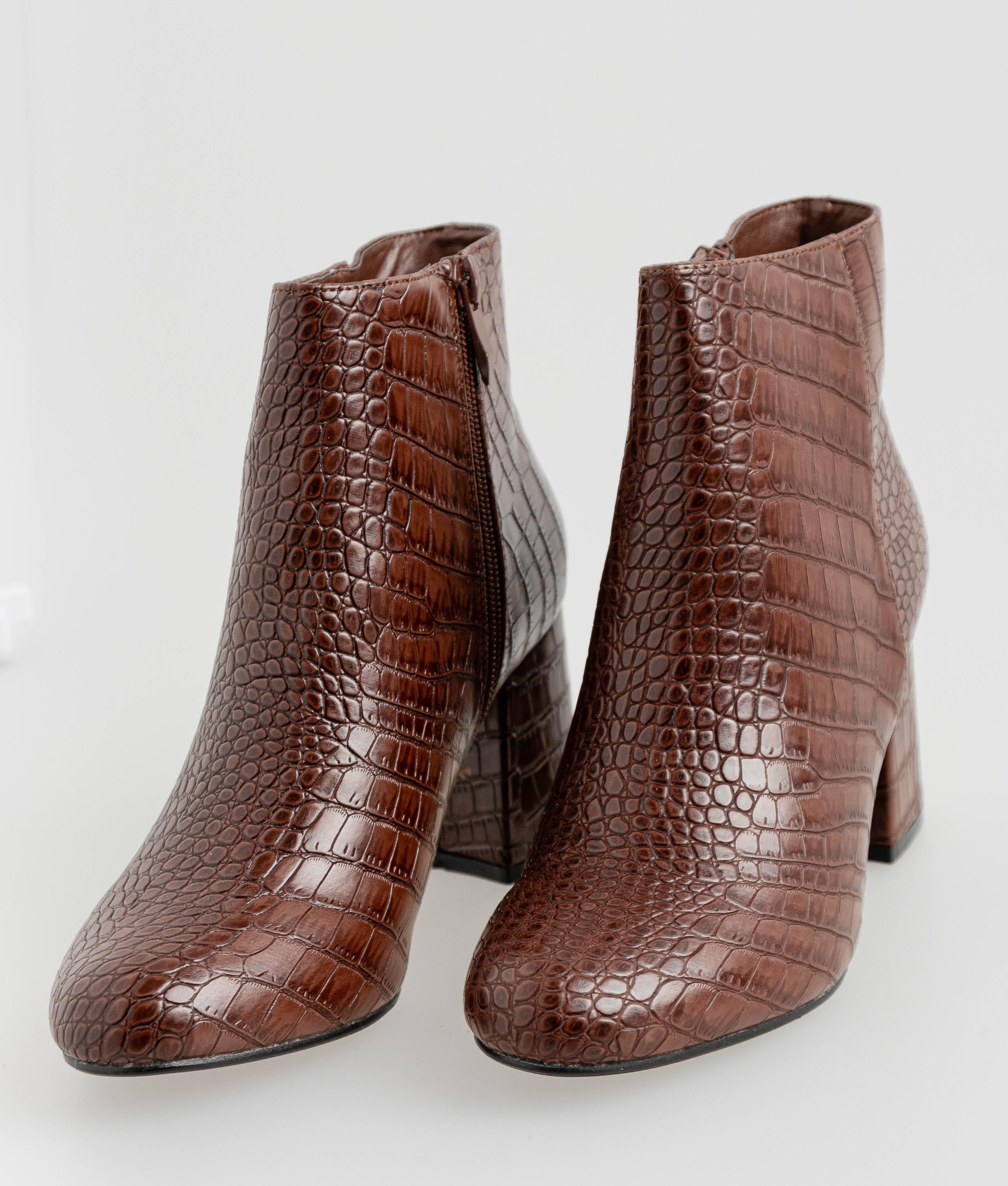 Nalipa Low Boot - Camel