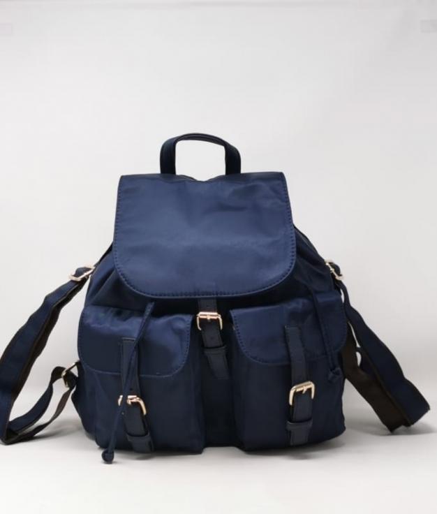 SAGRA BACKPACK - NAVY BLUE