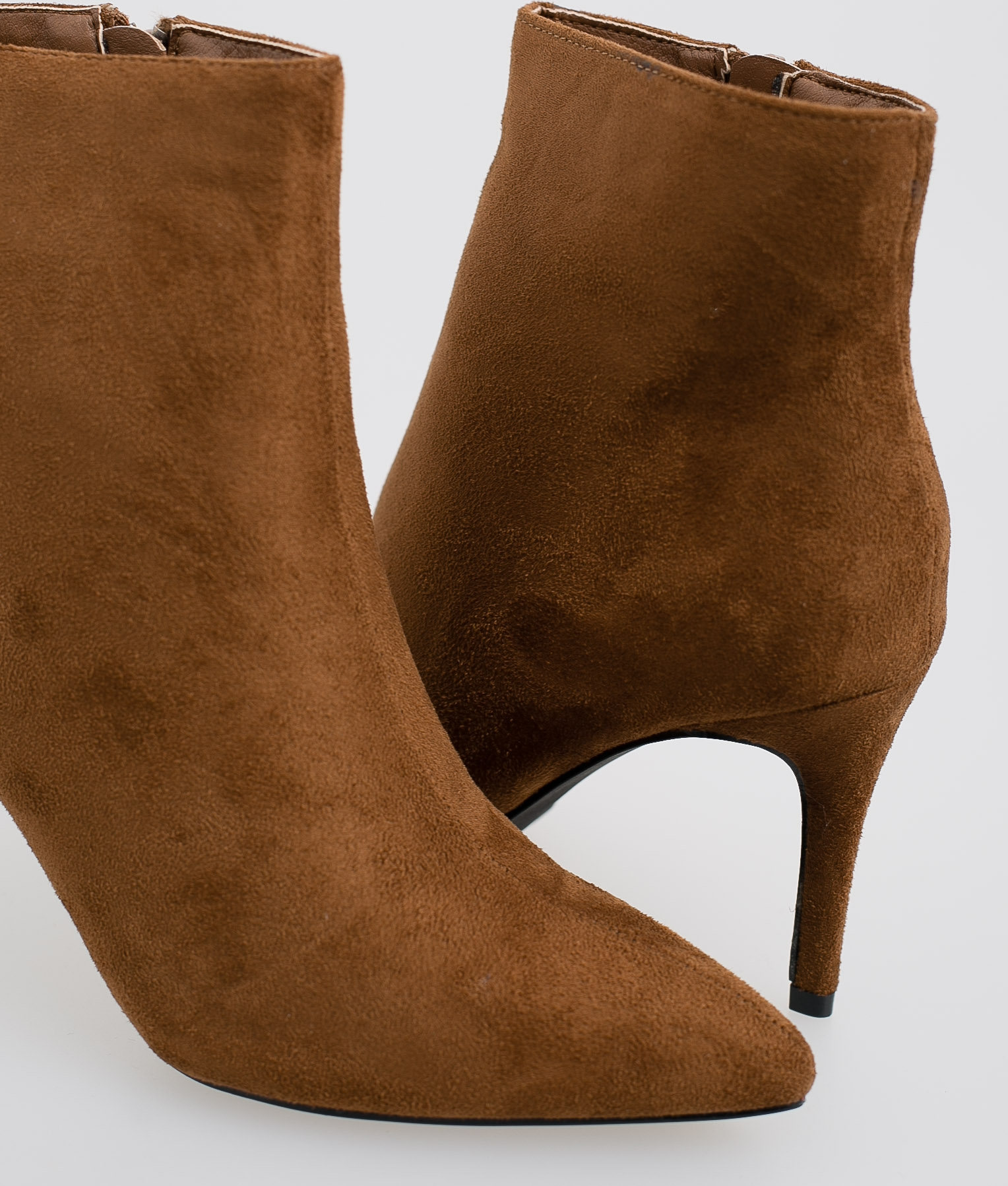 Low Boot Nasey - Camel