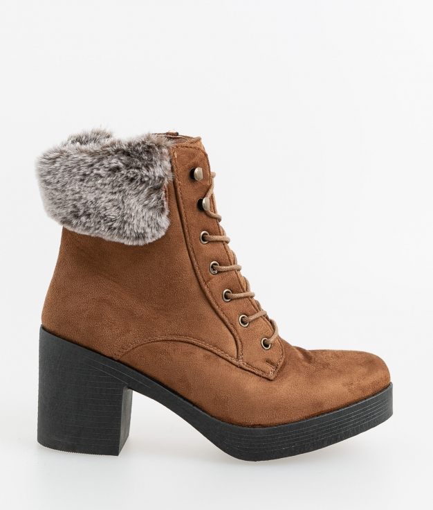 Low Boot Coira - Camel