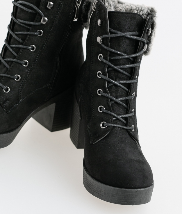 Low Boot Coira - Black