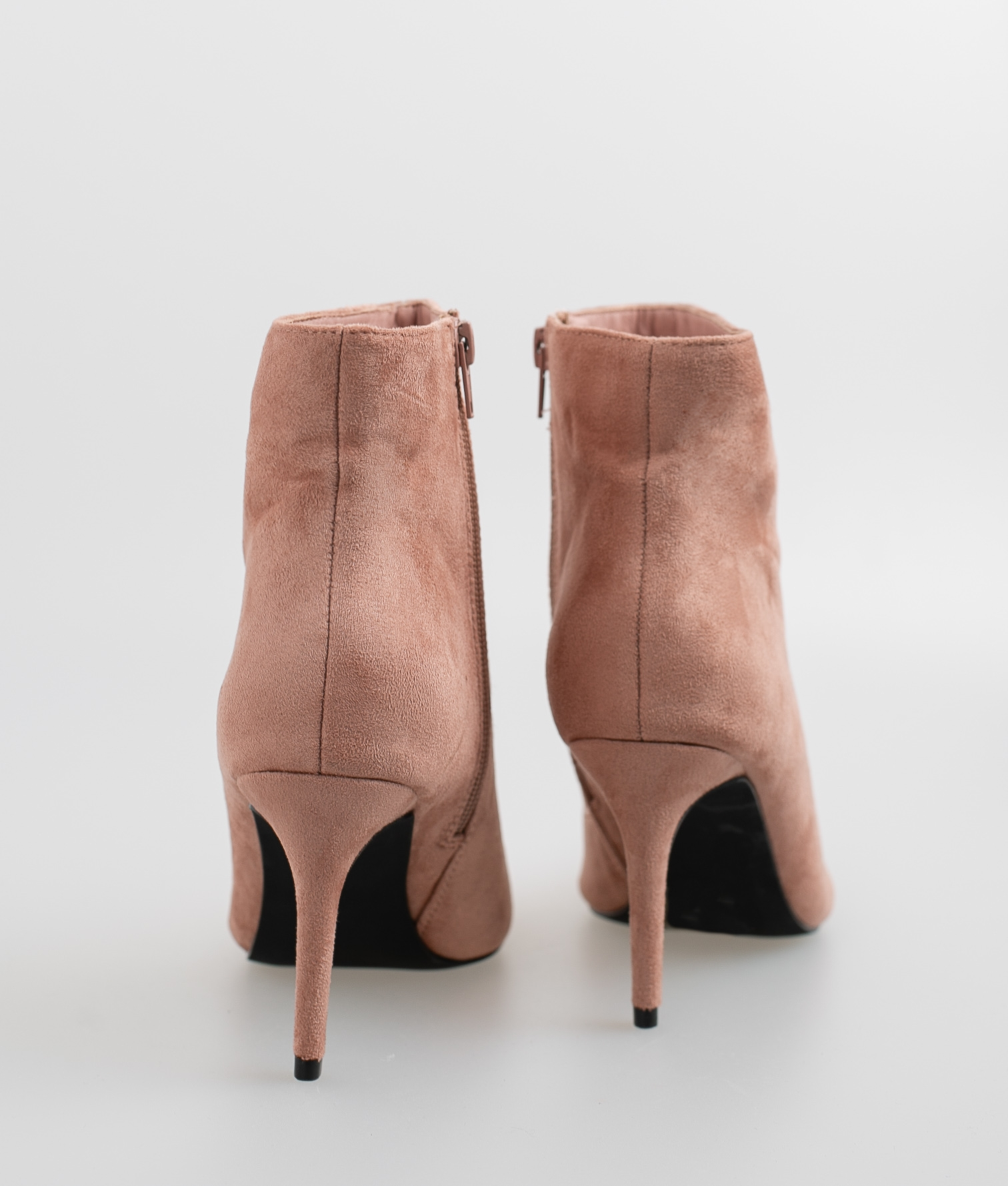 Low Boot Nasey - Pink