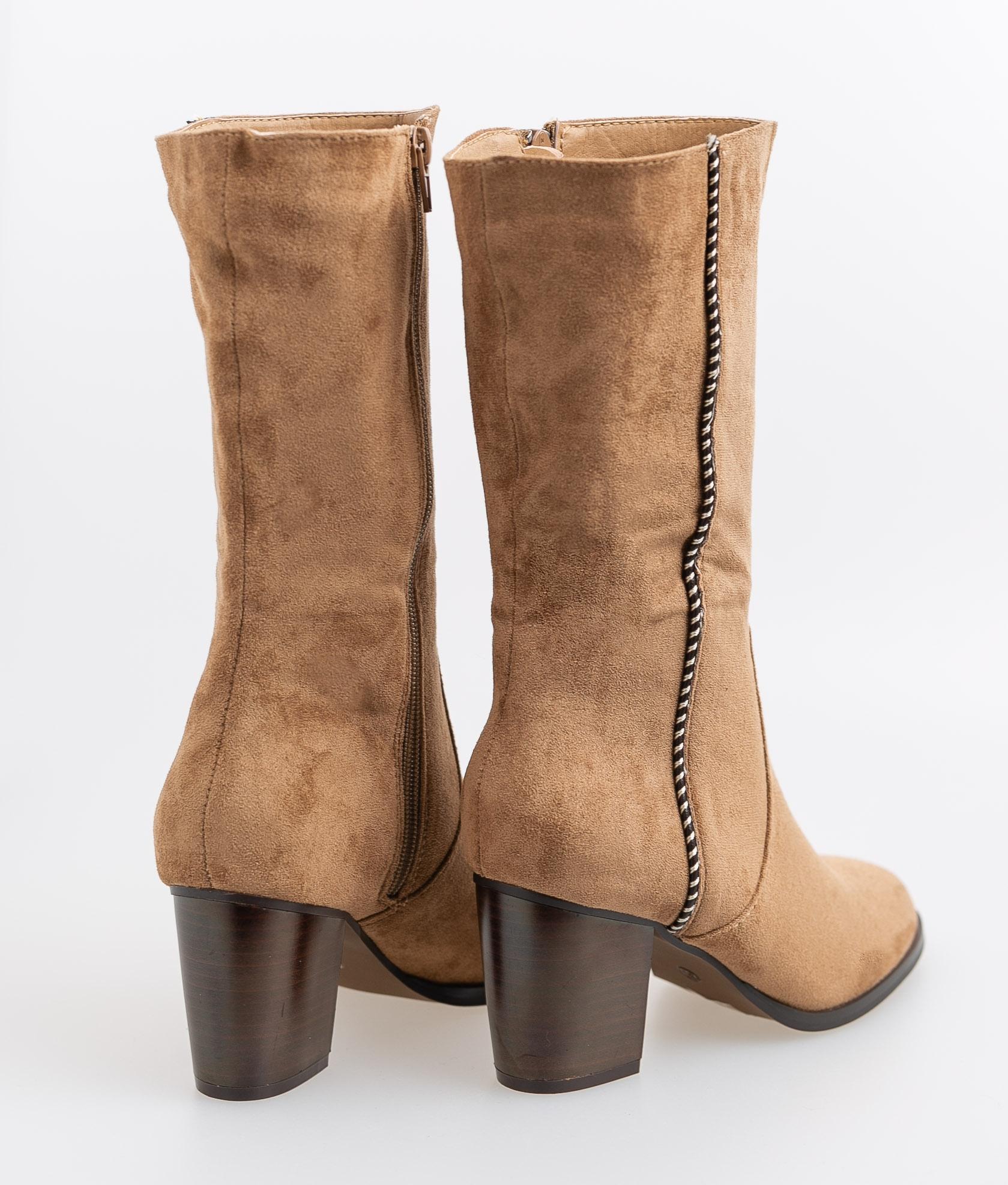 Zermat Low Boot - Camel