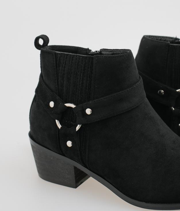 Obany Low Boot - Black