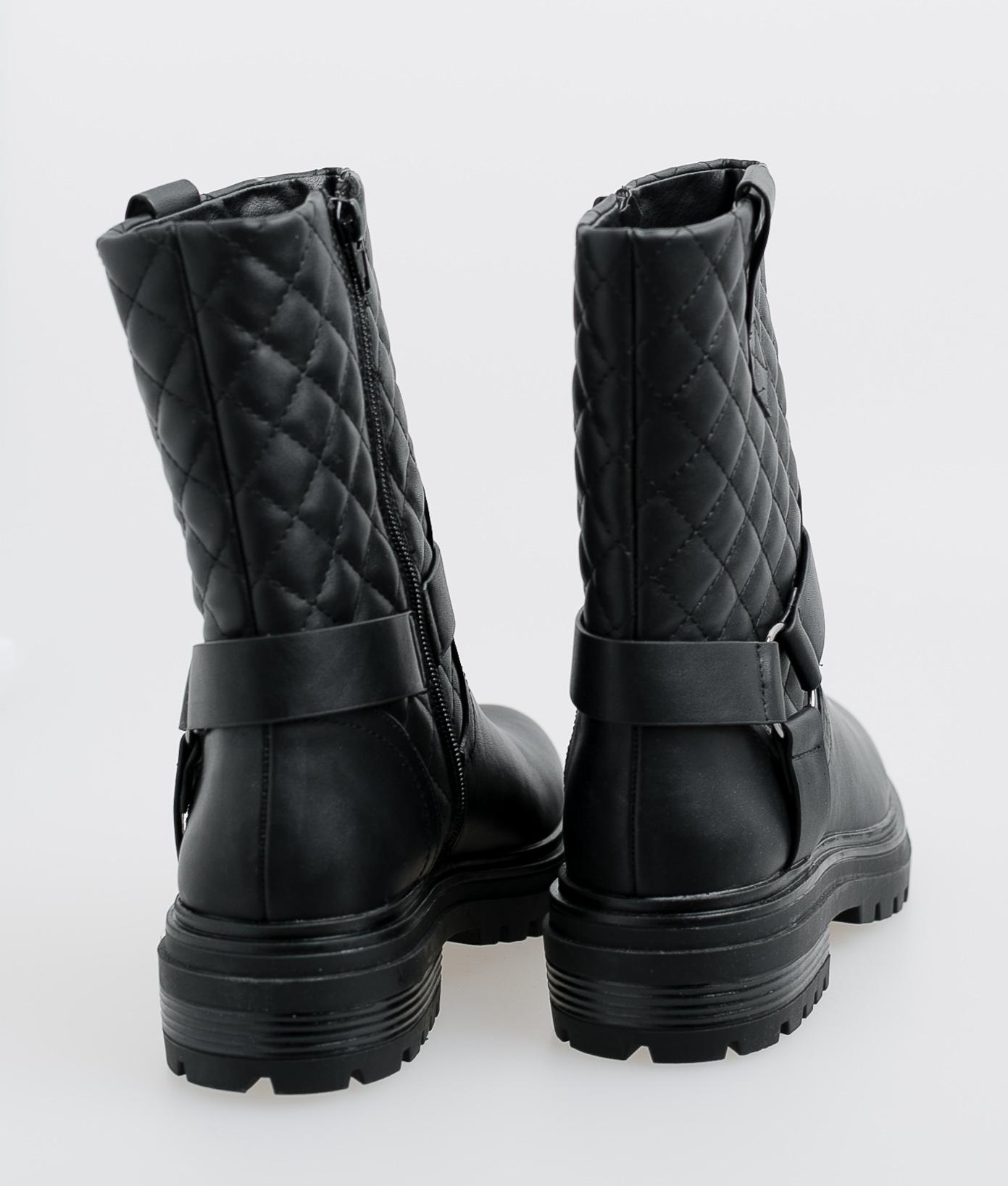 Boot Petite Roslin - Noir